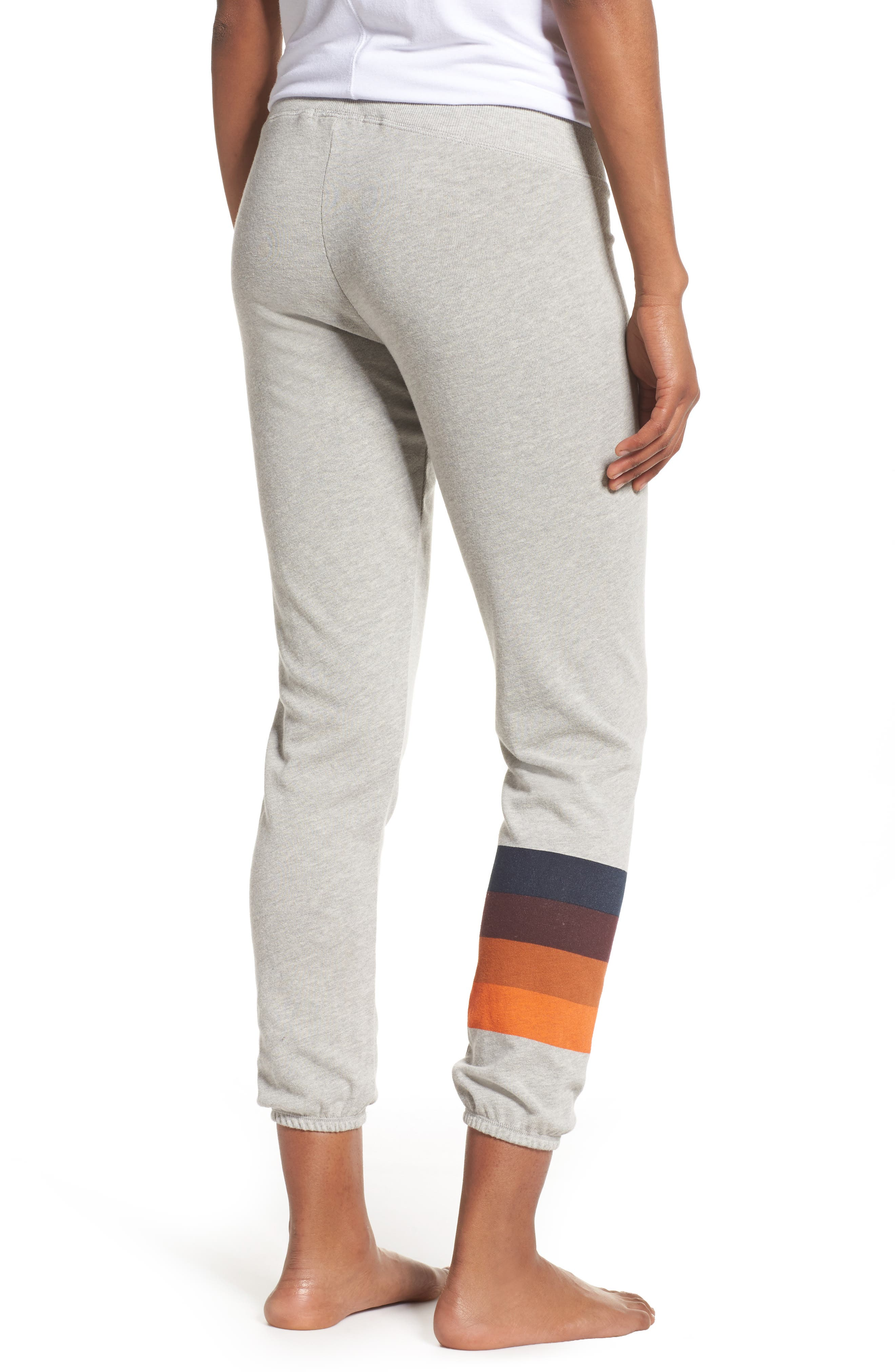 NFL Chicago Bears Hacci Sweatpants,                             Alternate thumbnail 2, color,                             Dove Heather Grey