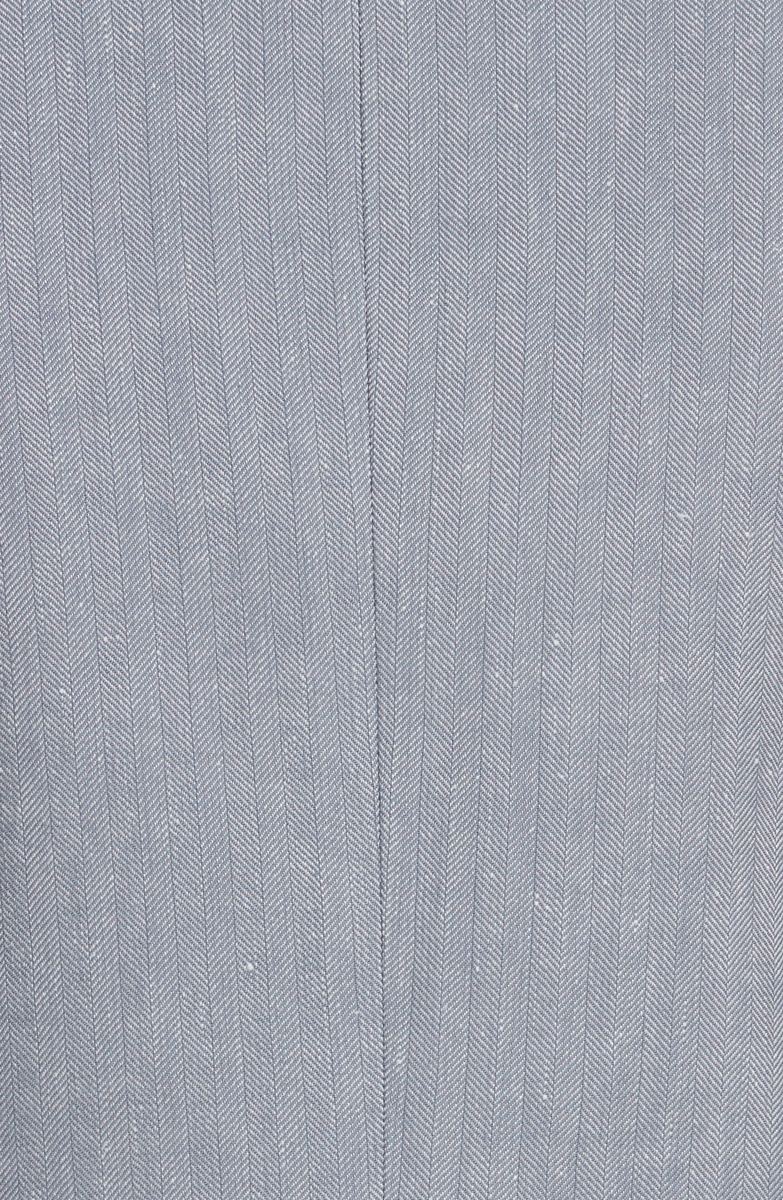 Alternate Image 5  - Veronica Beard Upcollar Jacket