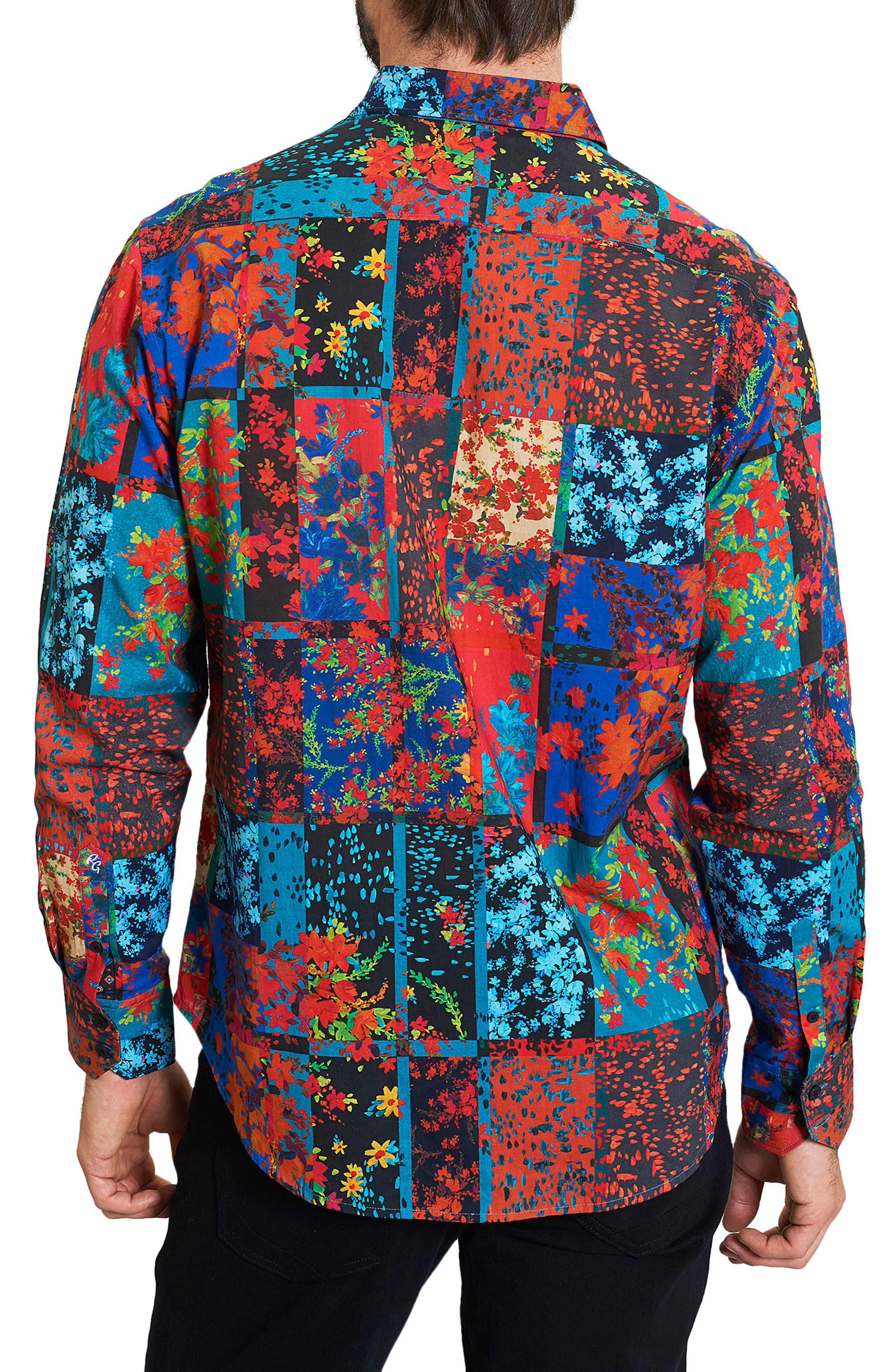 Alternate Image 2  - Robert Graham Shiraz Classic Fit Sport Shirt
