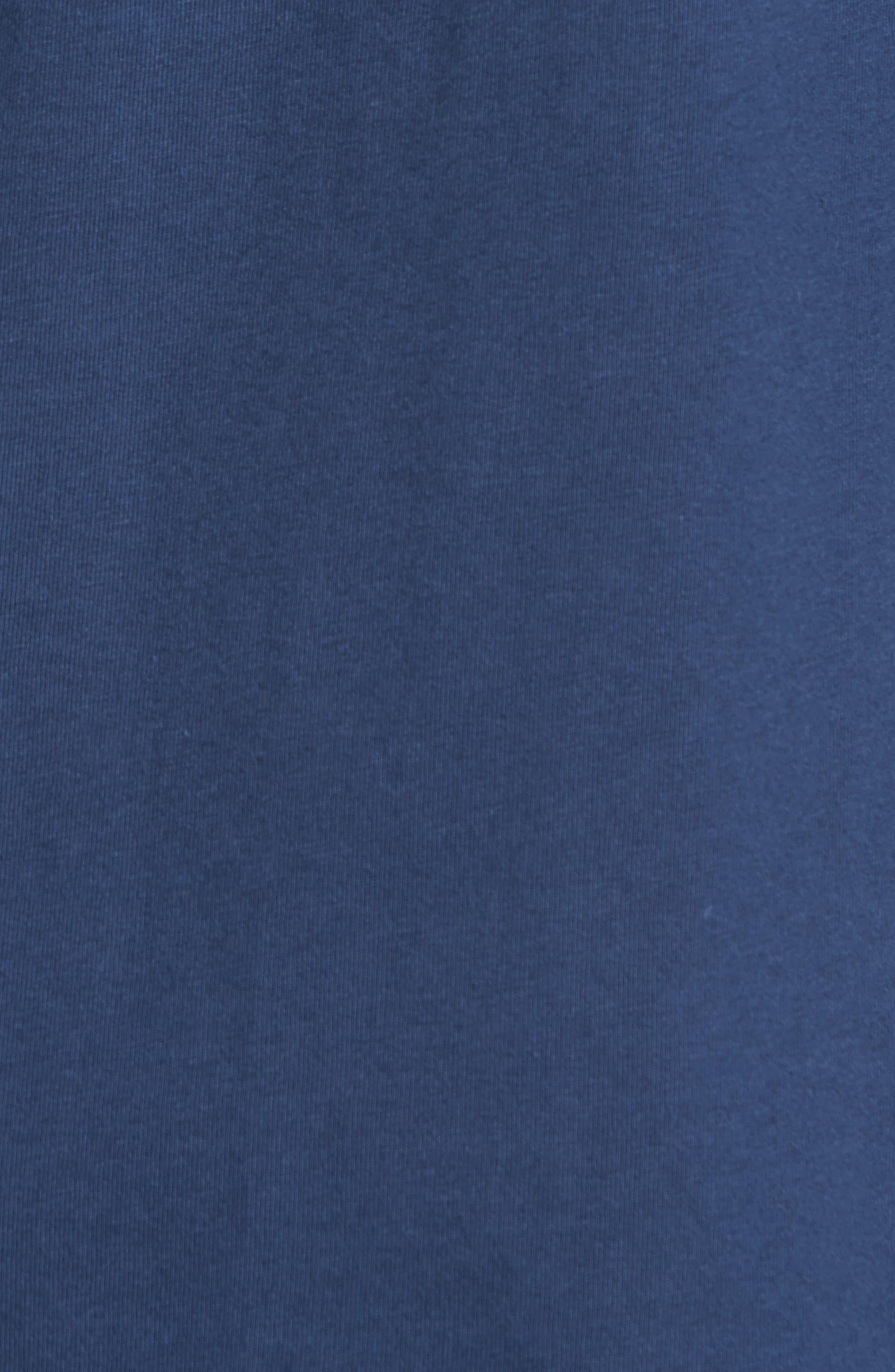 Parrot Sailing T-Shirt,                             Alternate thumbnail 5, color,                             Navy
