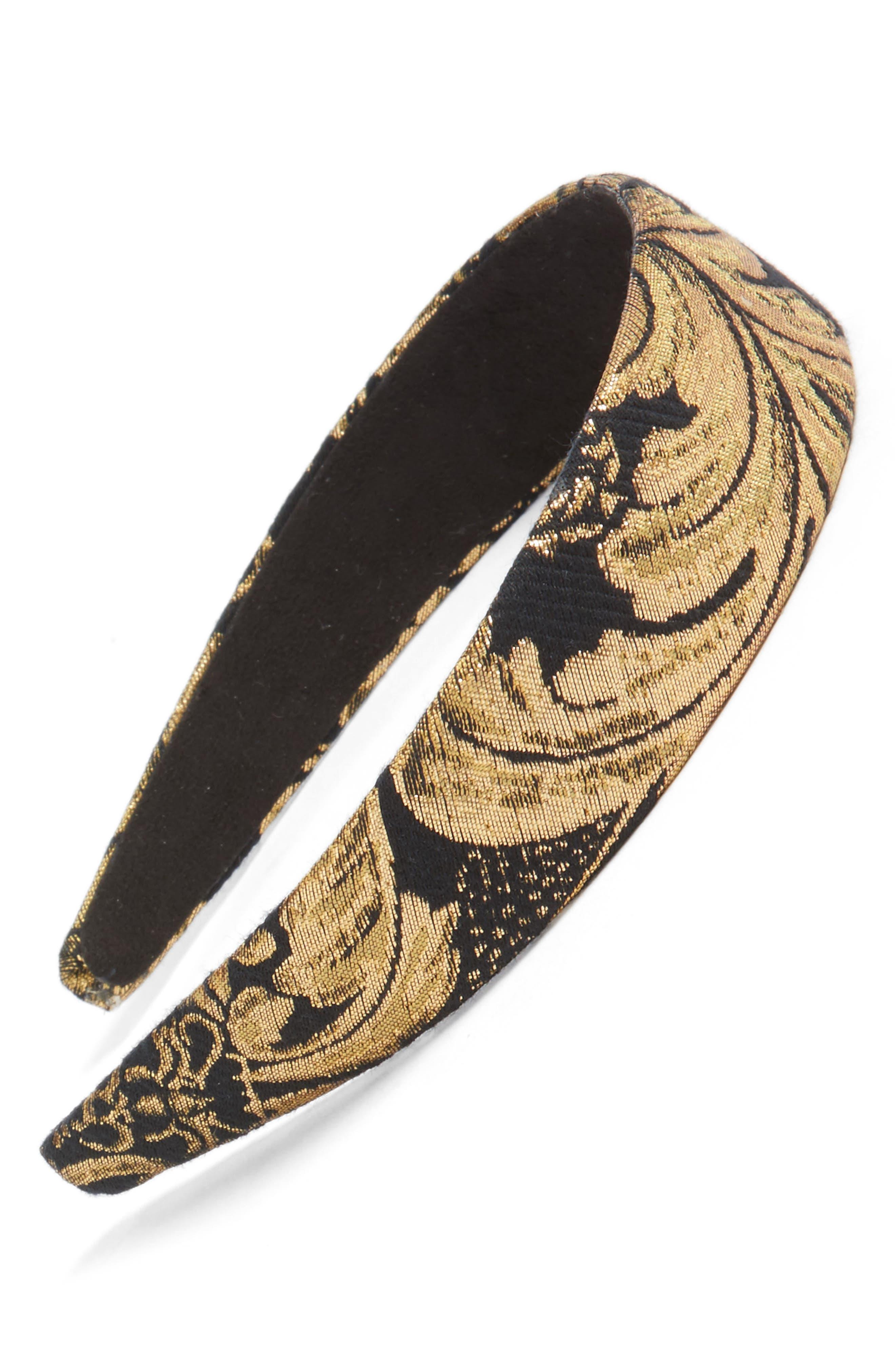 Tasha Brocade Headband
