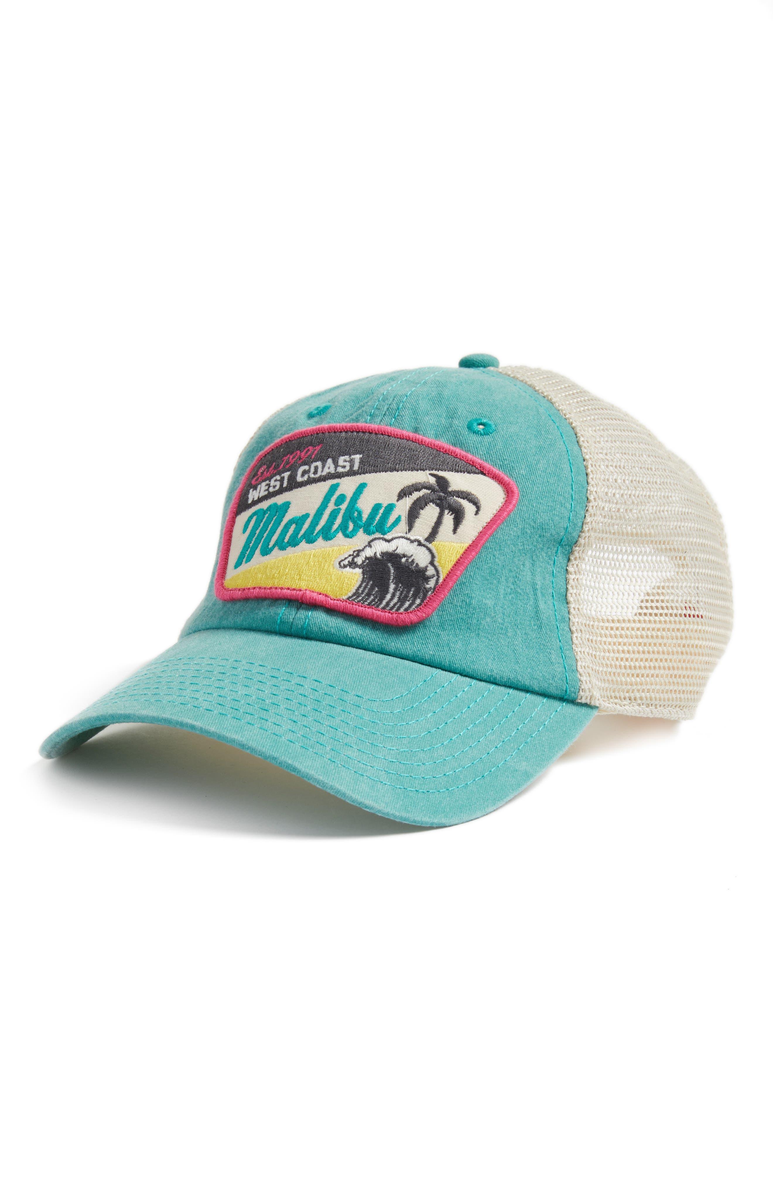 Alternate Image 1 Selected - American Needle Ravenswood - Destination Malibu Hat
