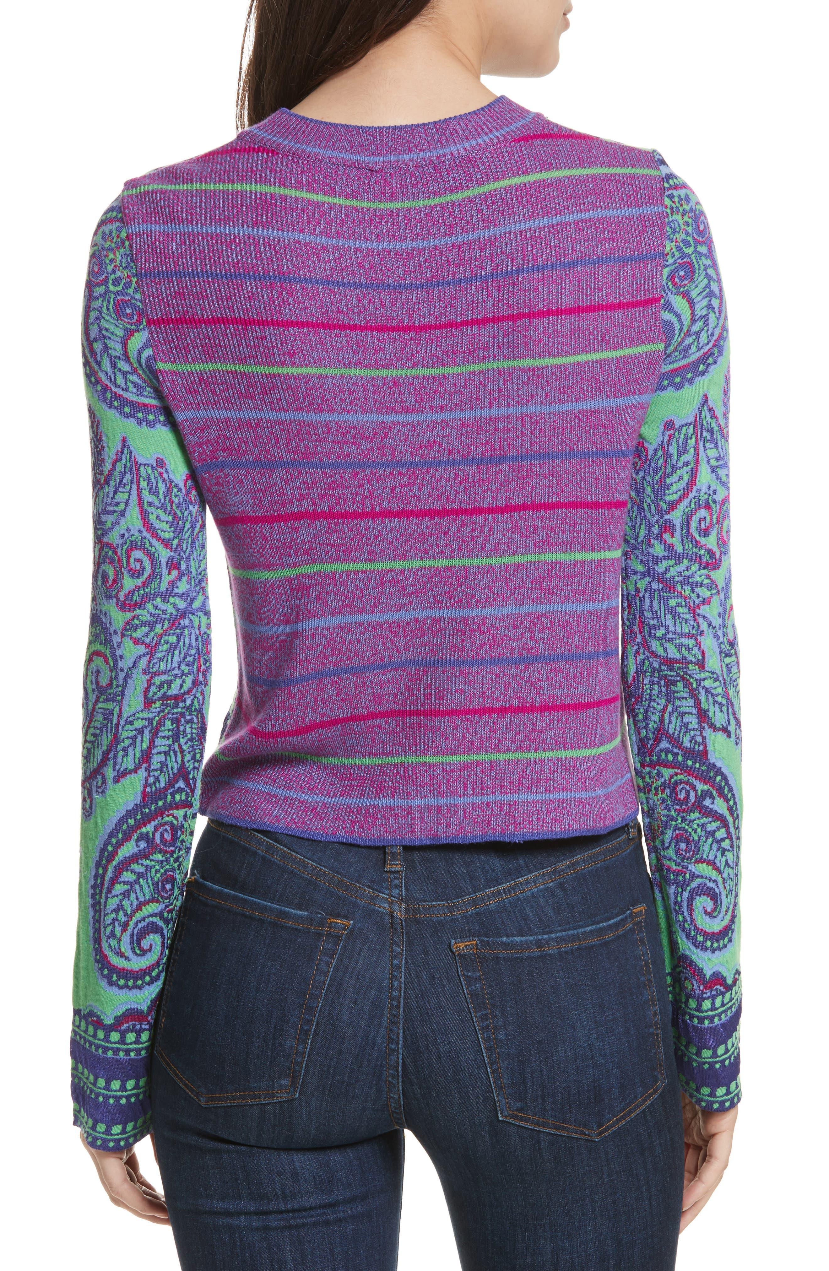 Alternate Image 2  - Free People New Age Crewneck Sweater