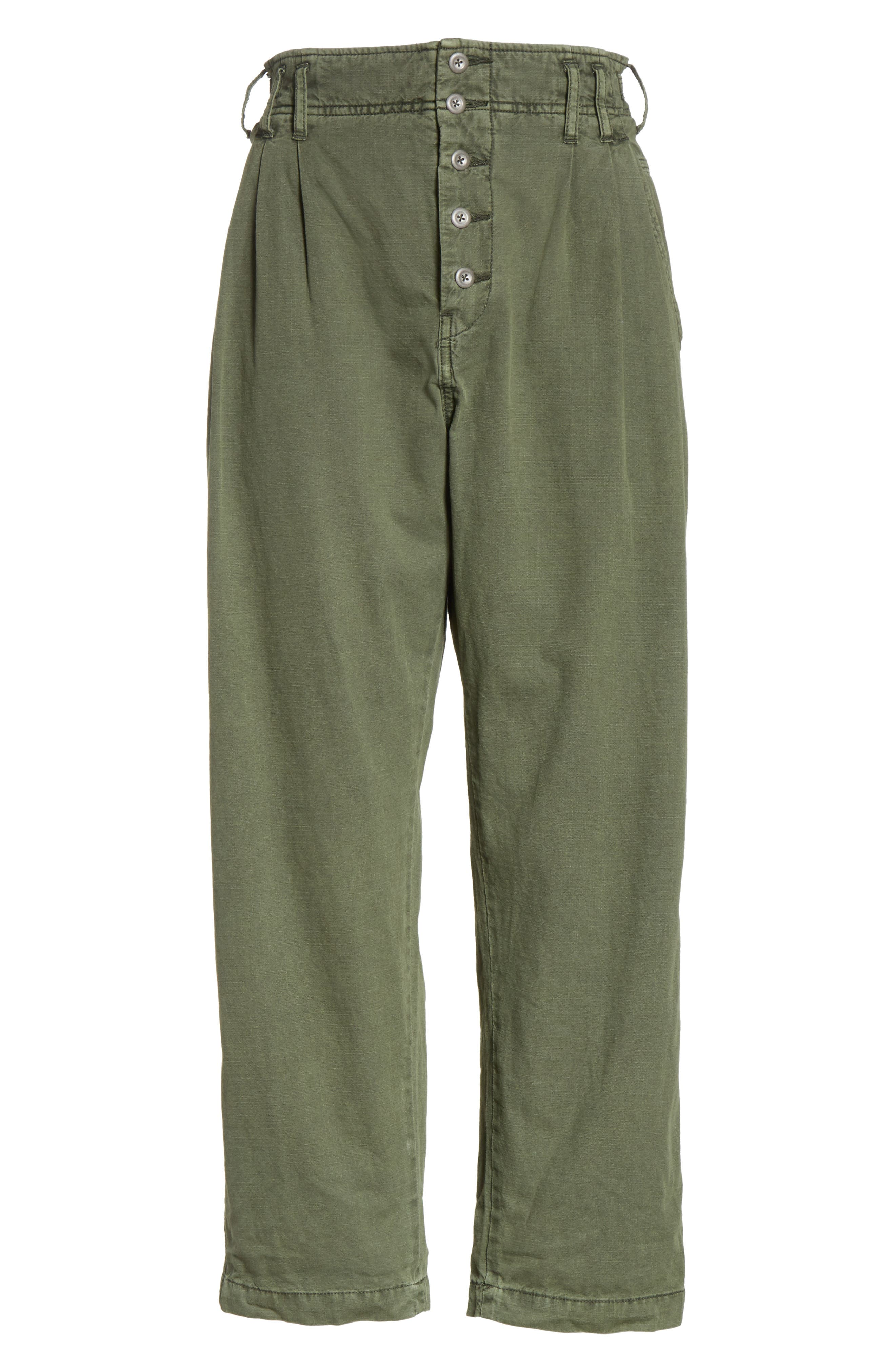 Compass Star Trousers,                             Alternate thumbnail 6, color,                             Slate