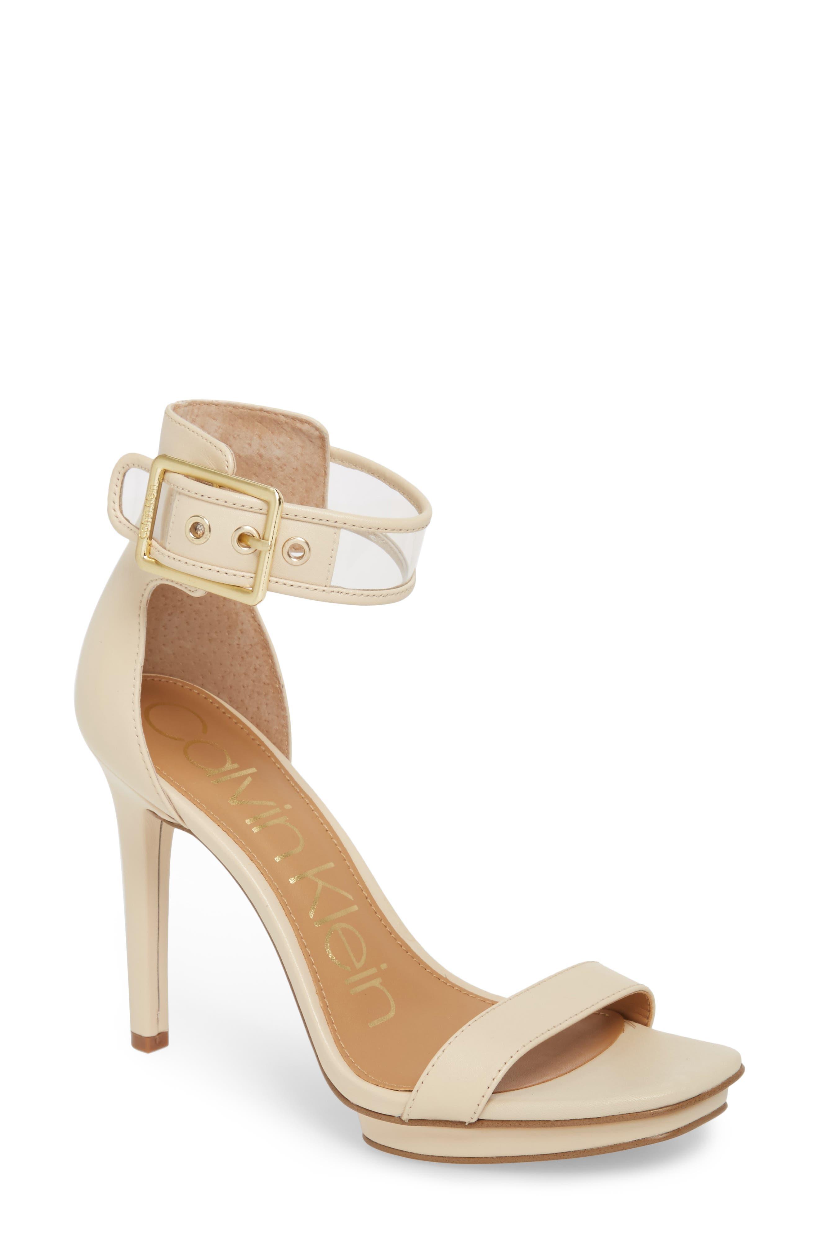 Alternate Image 1 Selected - Calvin Klein Vable Sandal (Women)