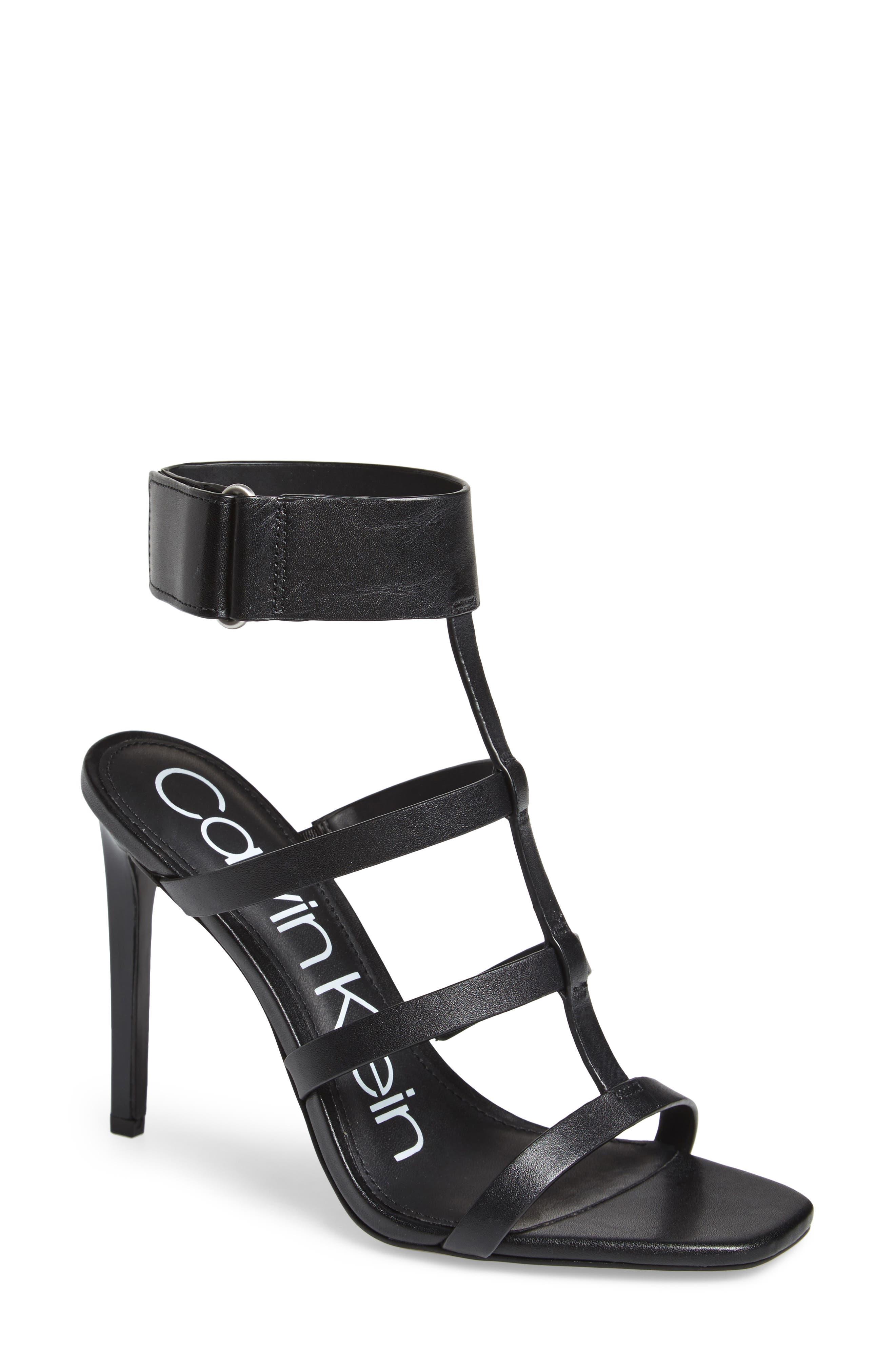 Alternate Image 1 Selected - Calvin Klein Dolcita Strappy Sandal (Women)