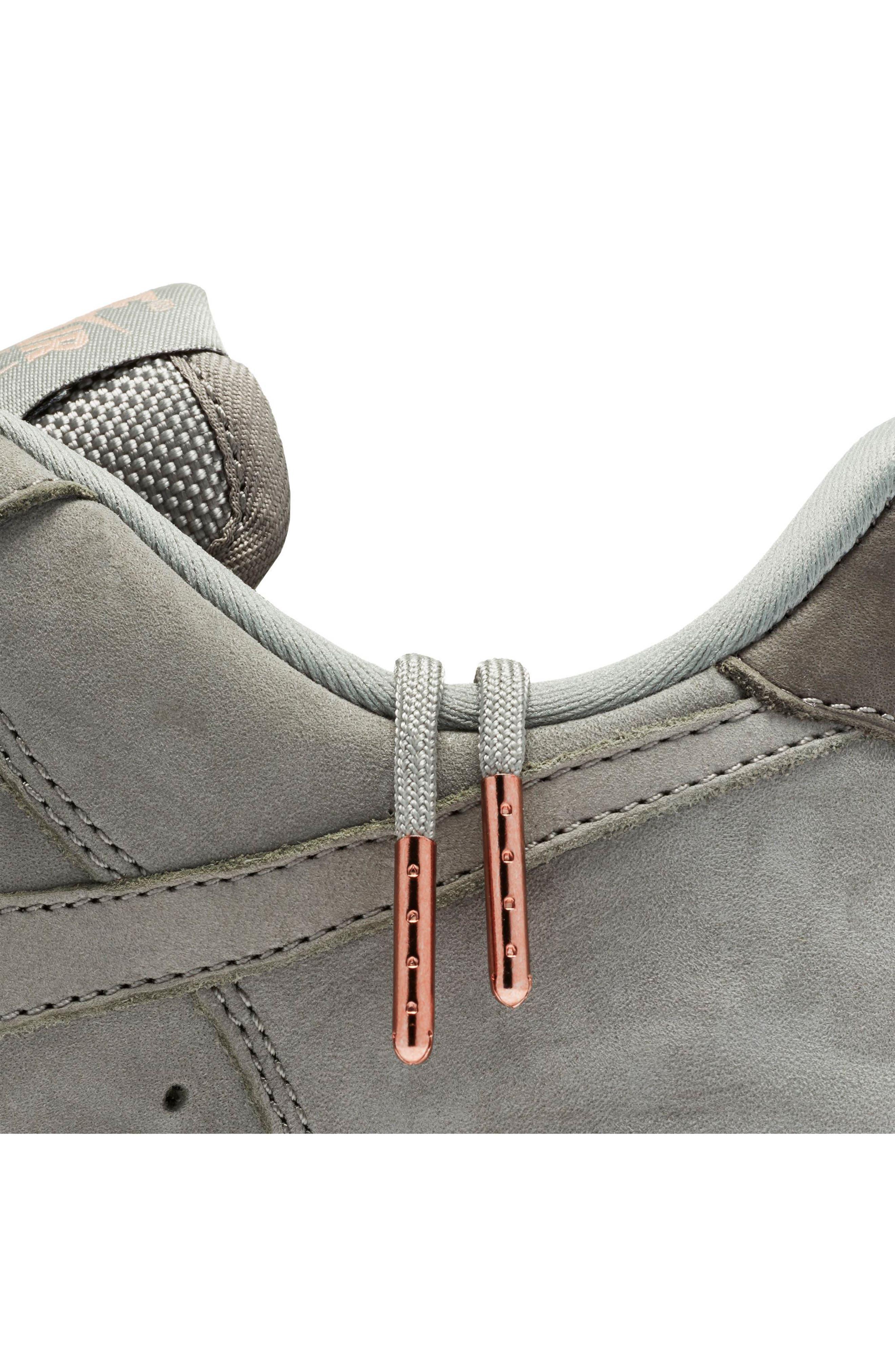 Alternate Image 6  - Nike Air Force 1 '07 Pinnacle Sneaker (Women)