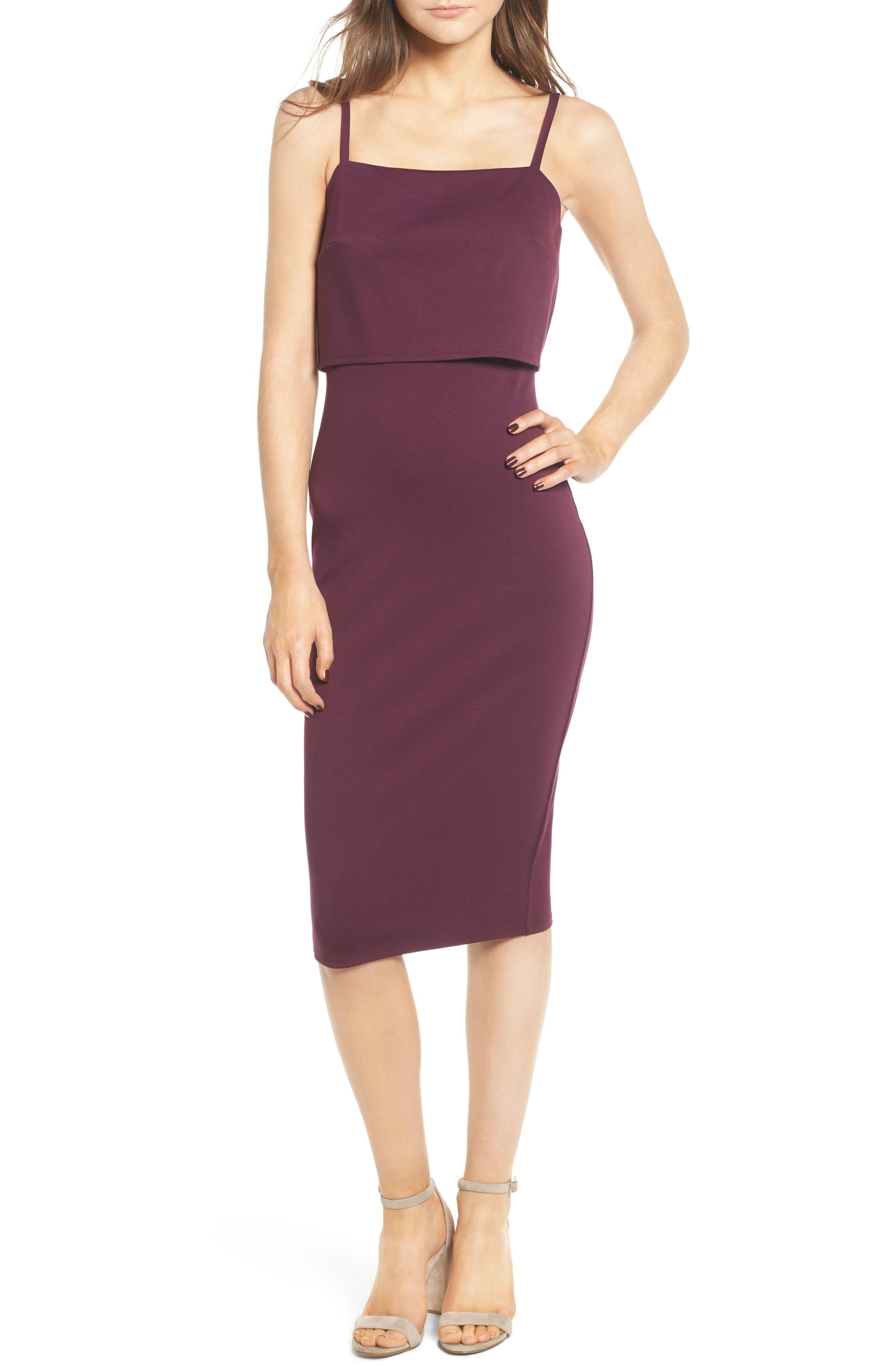 Alternate Image 1 Selected - Soprano Dress