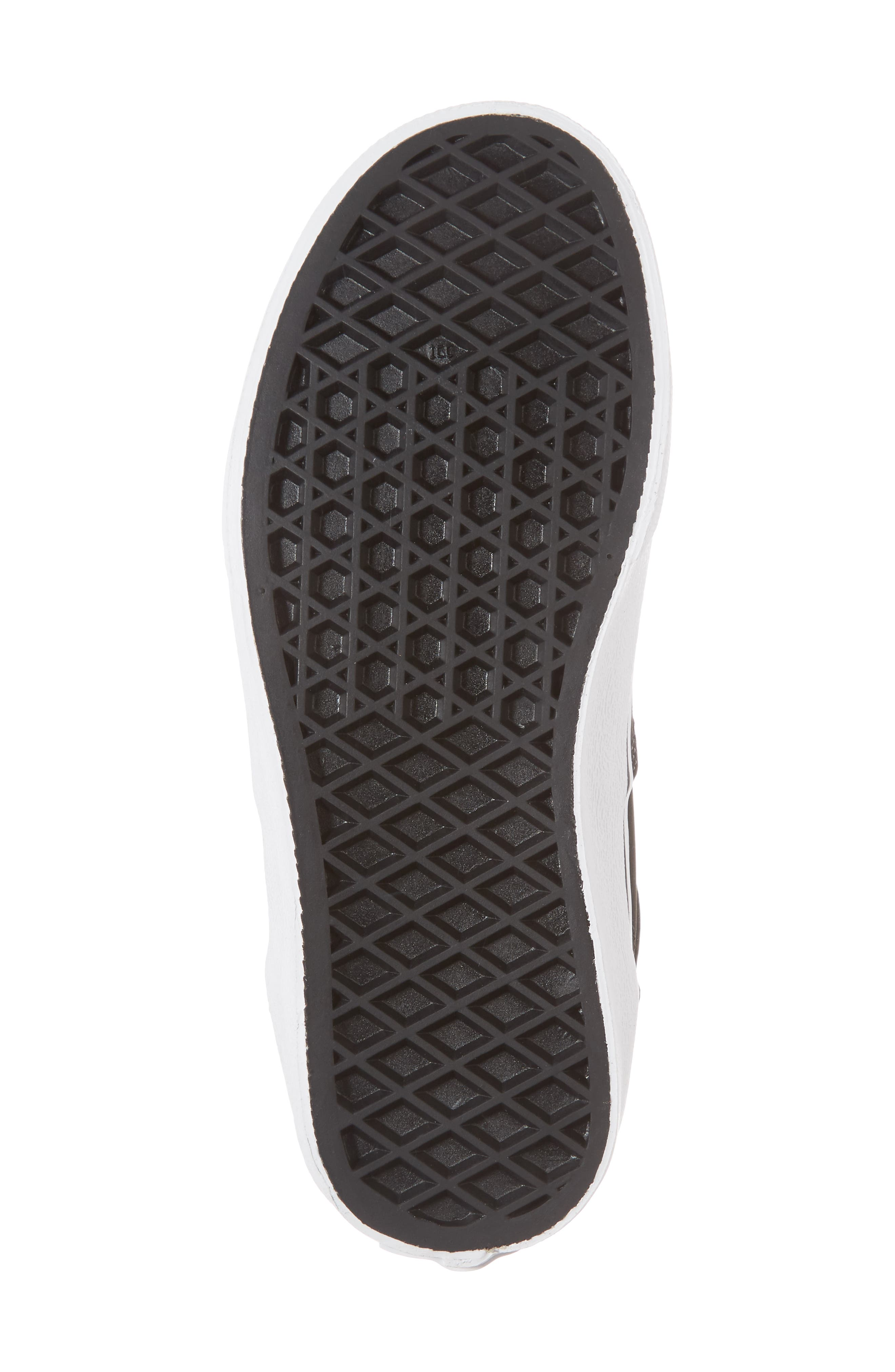Era - Hi Sneaker,                             Alternate thumbnail 6, color,                             Vansbuck Black/ Cathay Spice