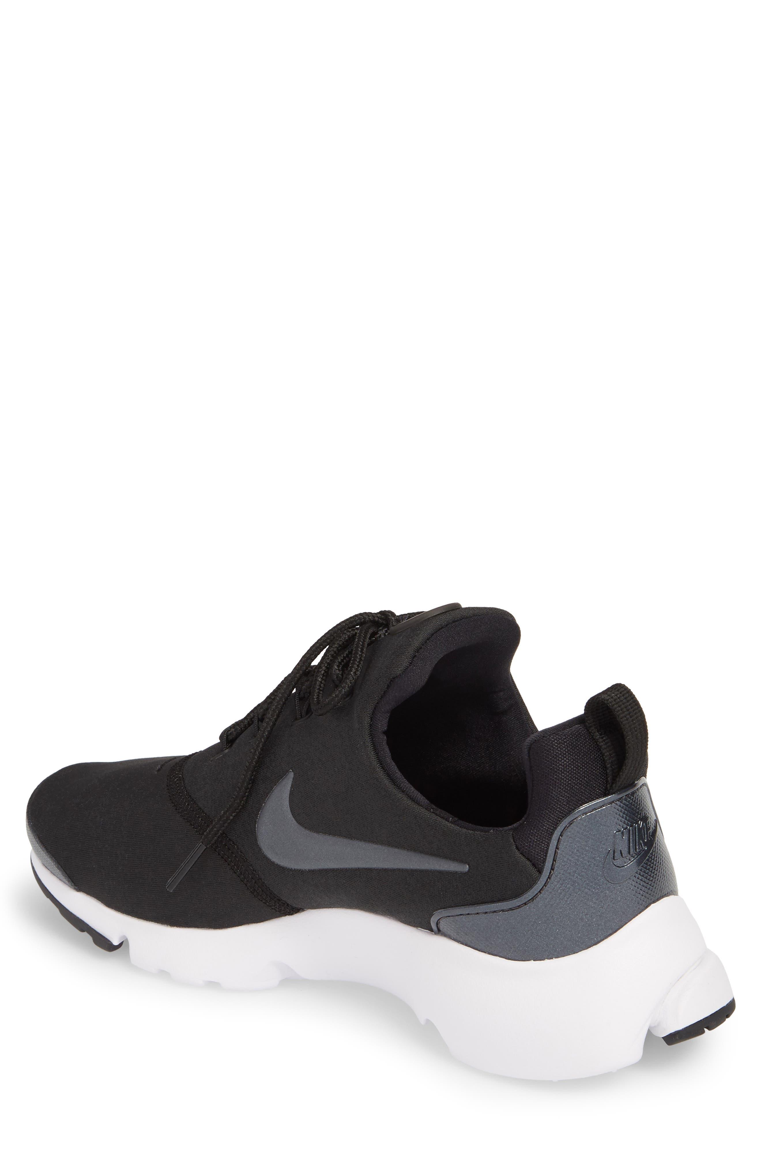 Presto Ultra SE Sneaker,                             Alternate thumbnail 2, color,                             Black/ Grey/ White