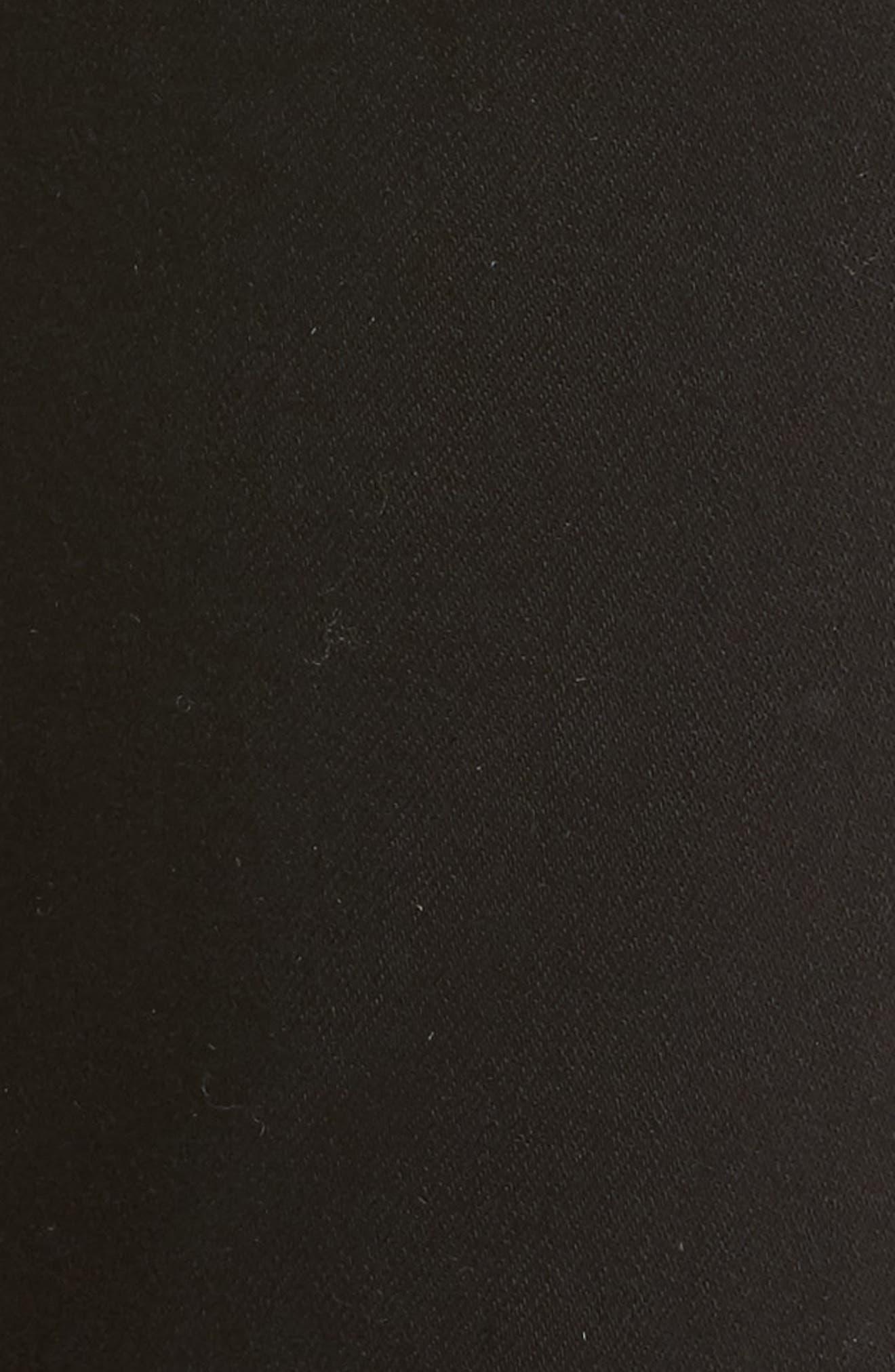 Rocket Skinny Jeans,                             Alternate thumbnail 6, color,                             Blackbird