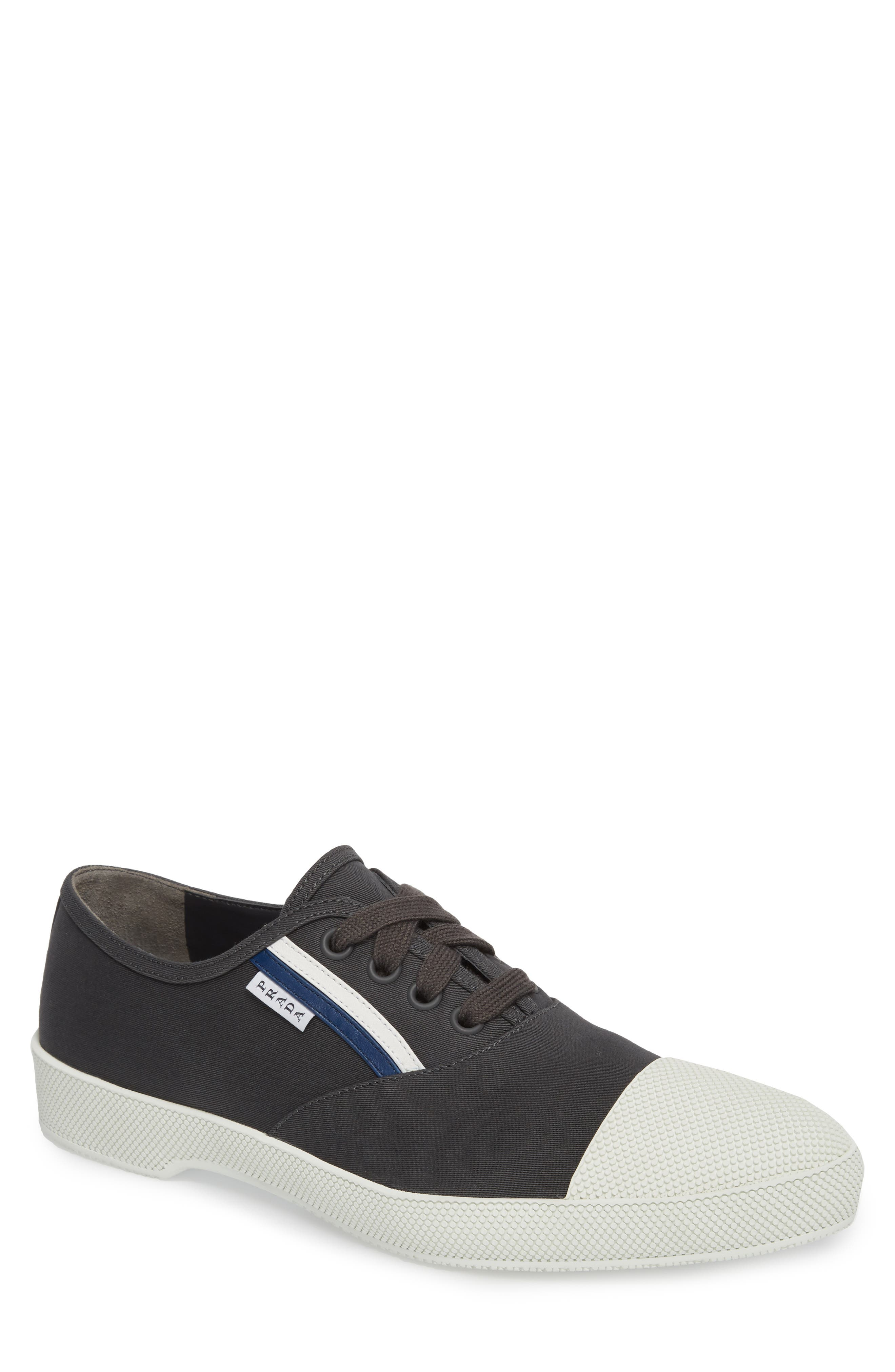 Prada Cap Toe Oxford (Men)