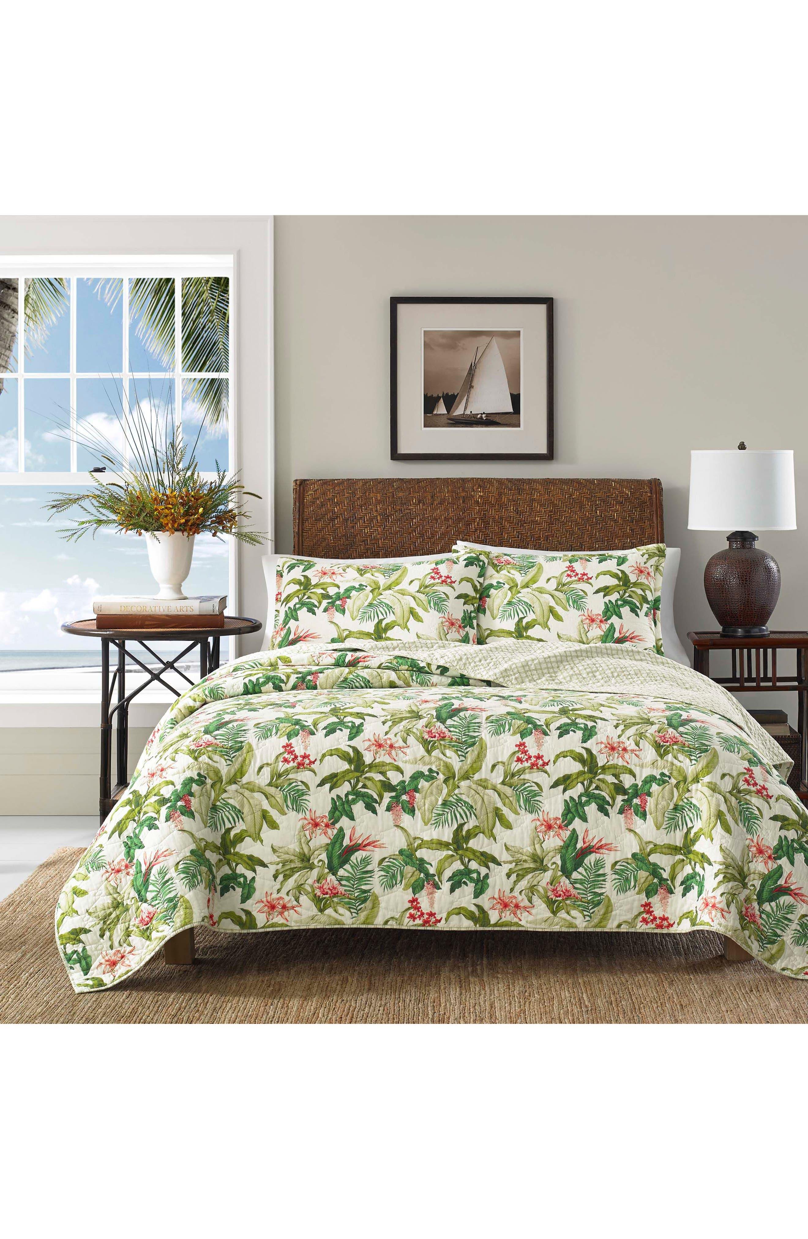 Alternate Image 4  - Tommy Bahama Monte Verde Quilt