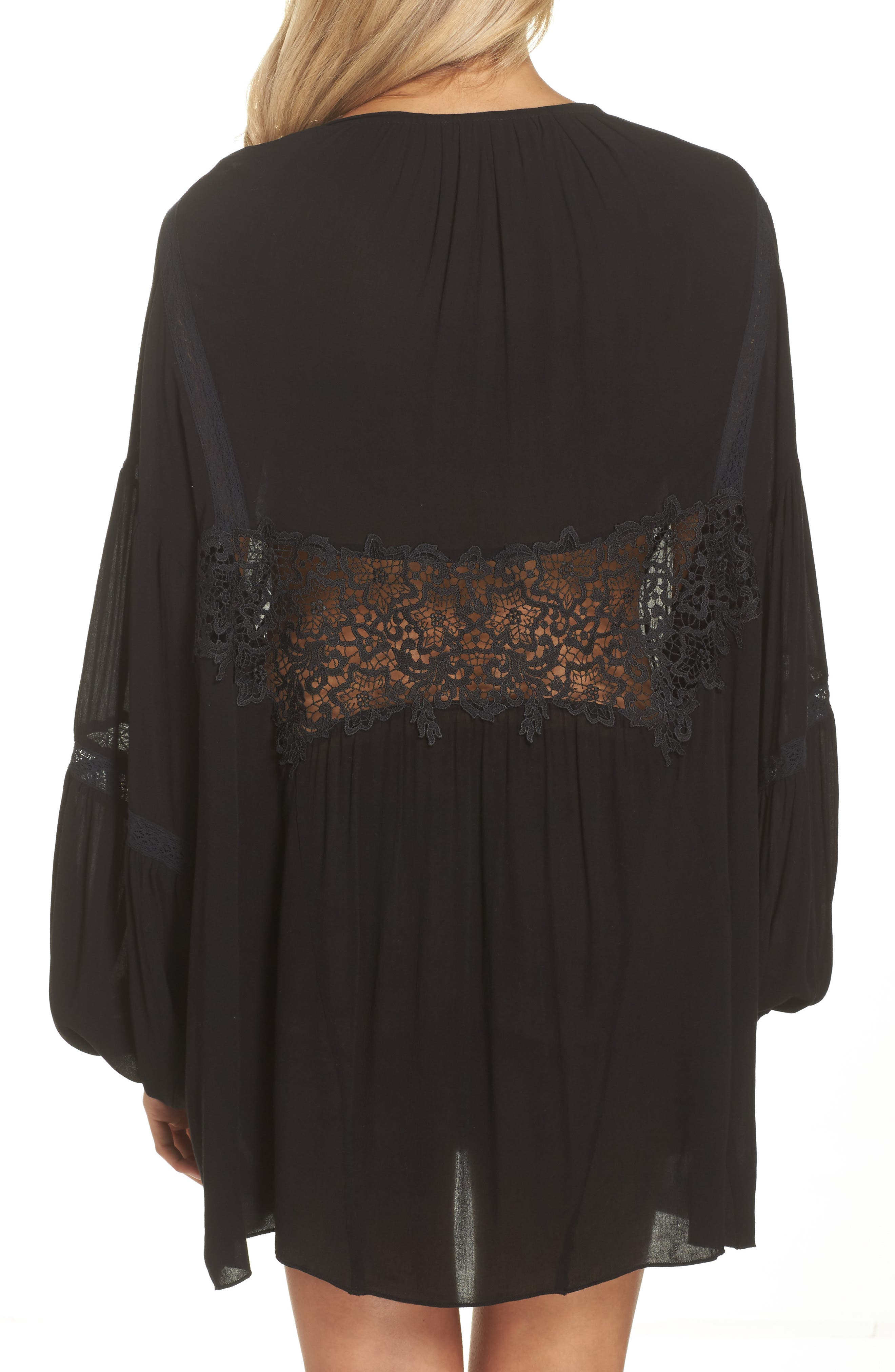 Alternate Image 2  - Free People Intimately FP Sleepin' 'n' Dreamin' Lace Inset Top