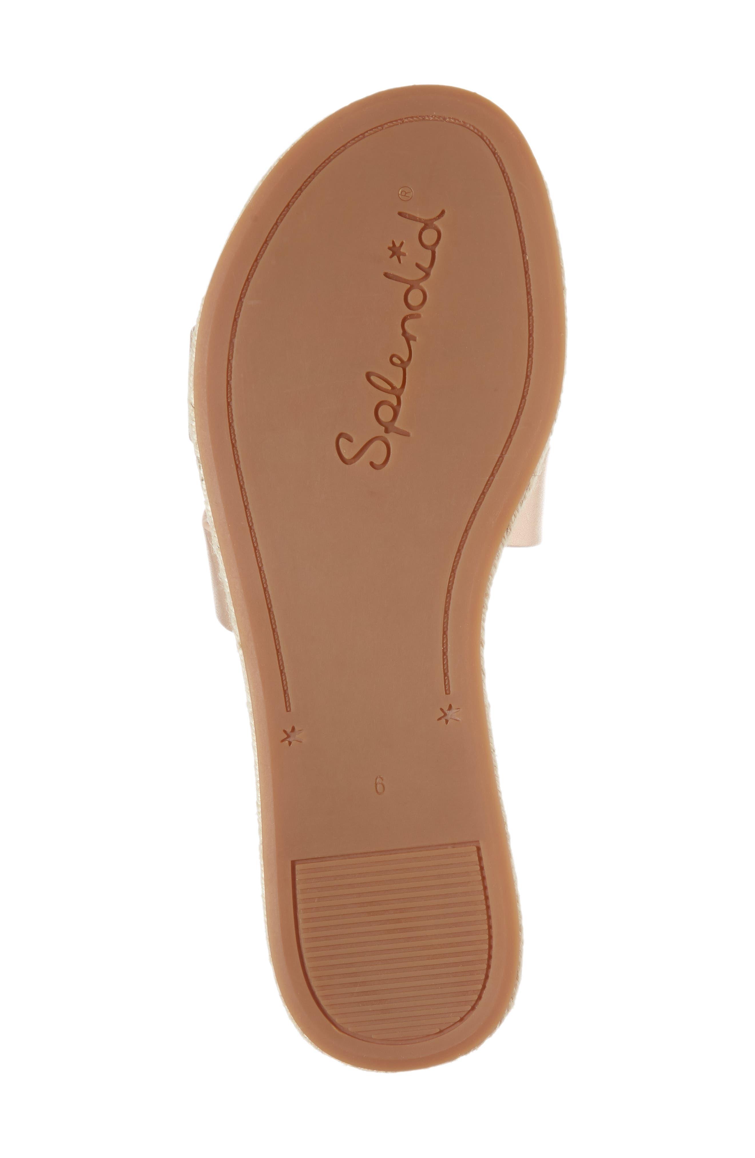 Alternate Image 6  - Splendid Brittani Slide Sandal (Women)