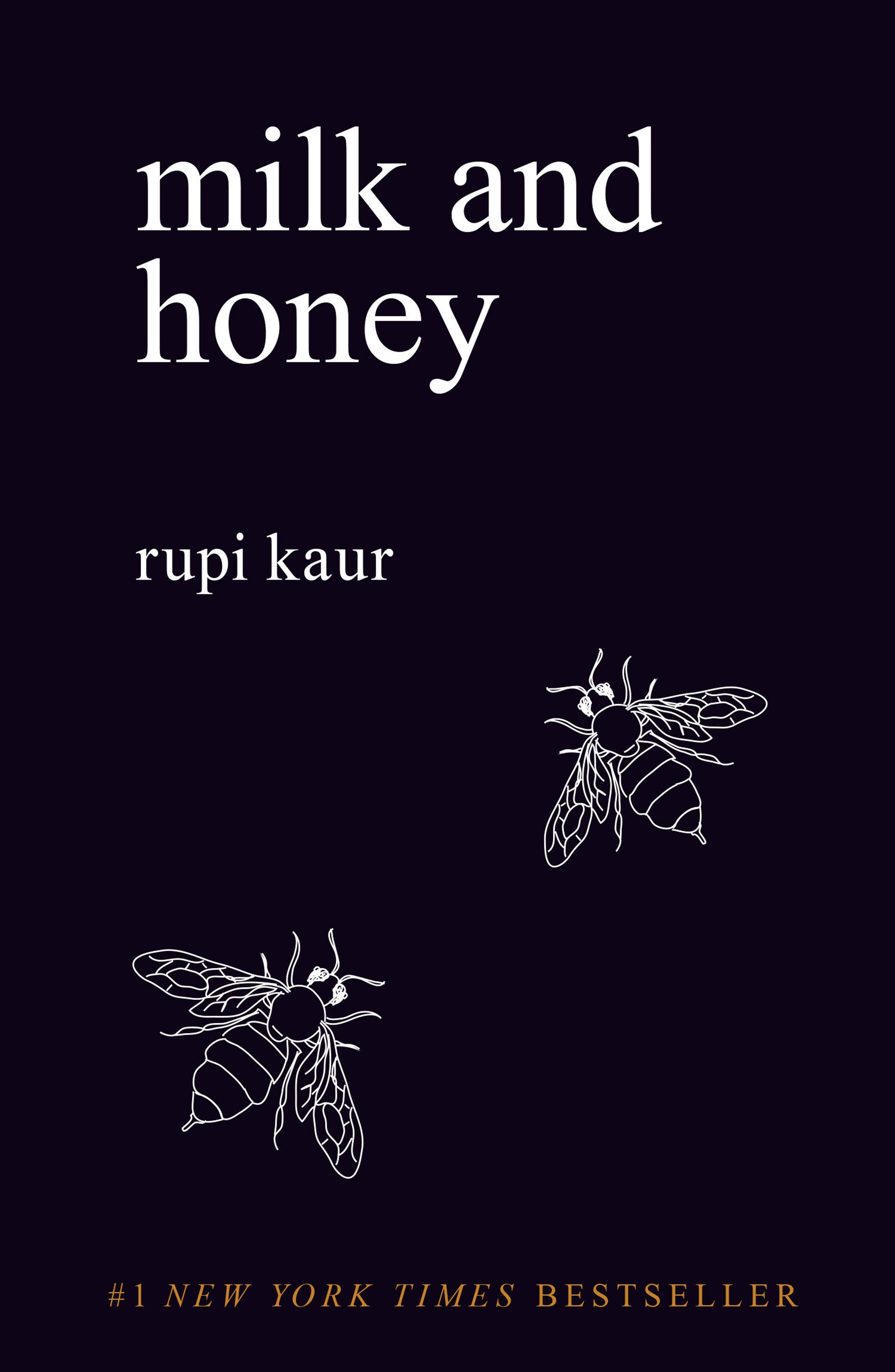 Main Image - Milk and Honey Book