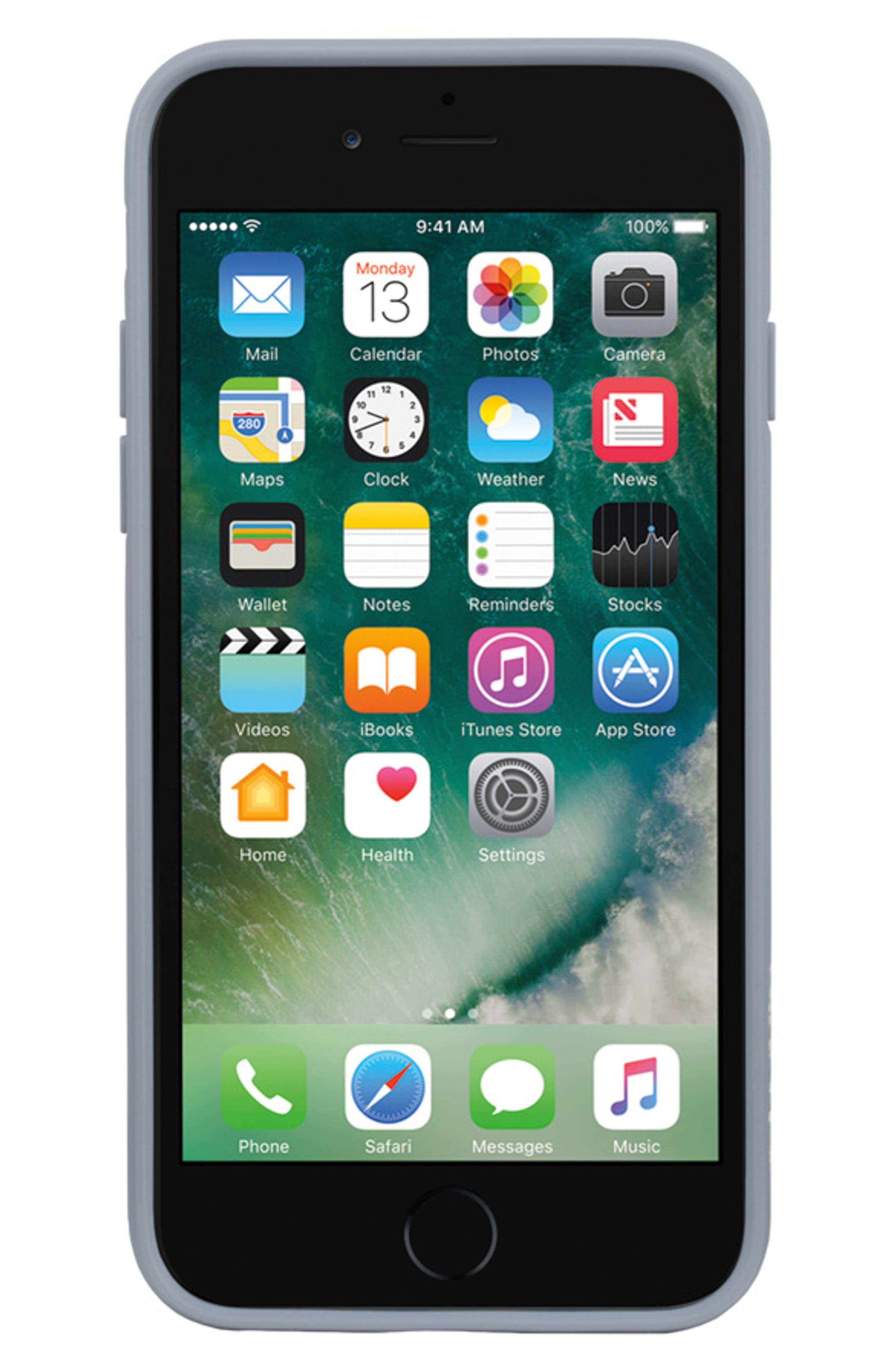 Pop Case Tint iPhone 7/8 Case,                             Alternate thumbnail 7, color,                             Lavender