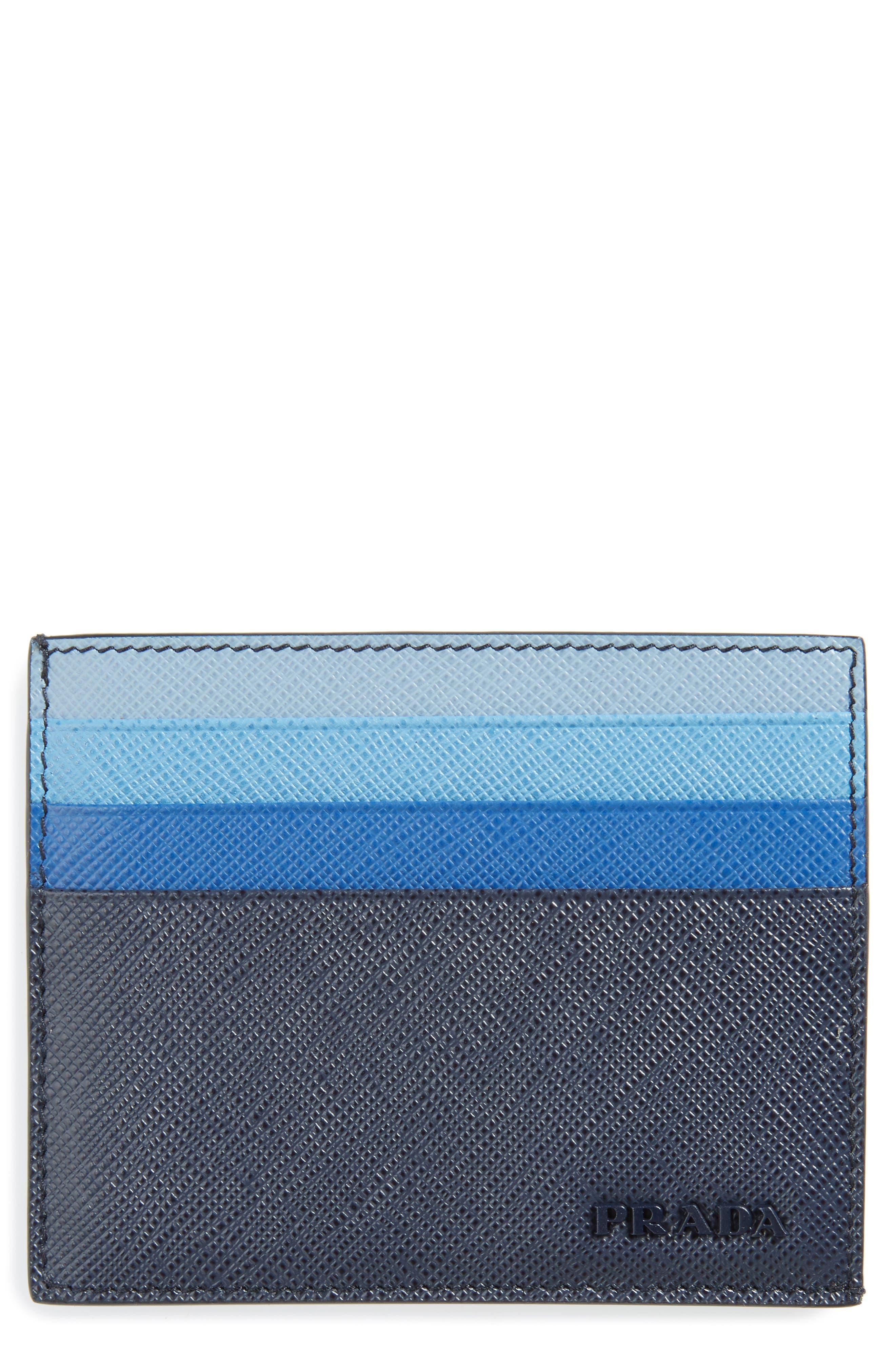 Prada Multicolor Saffiano Leather