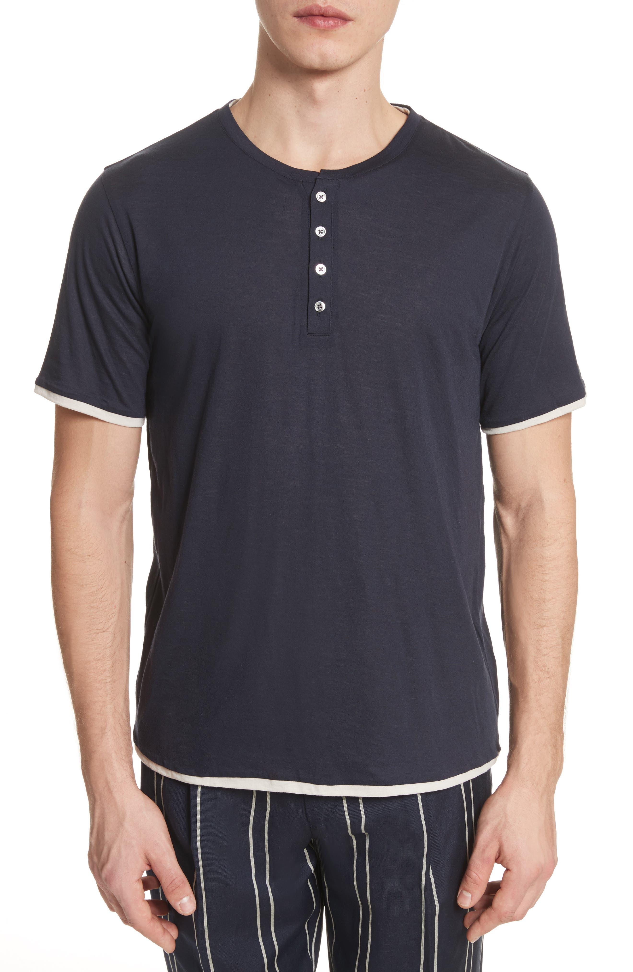 Alternate Image 1 Selected - Tomorrowland Henley T-Shirt