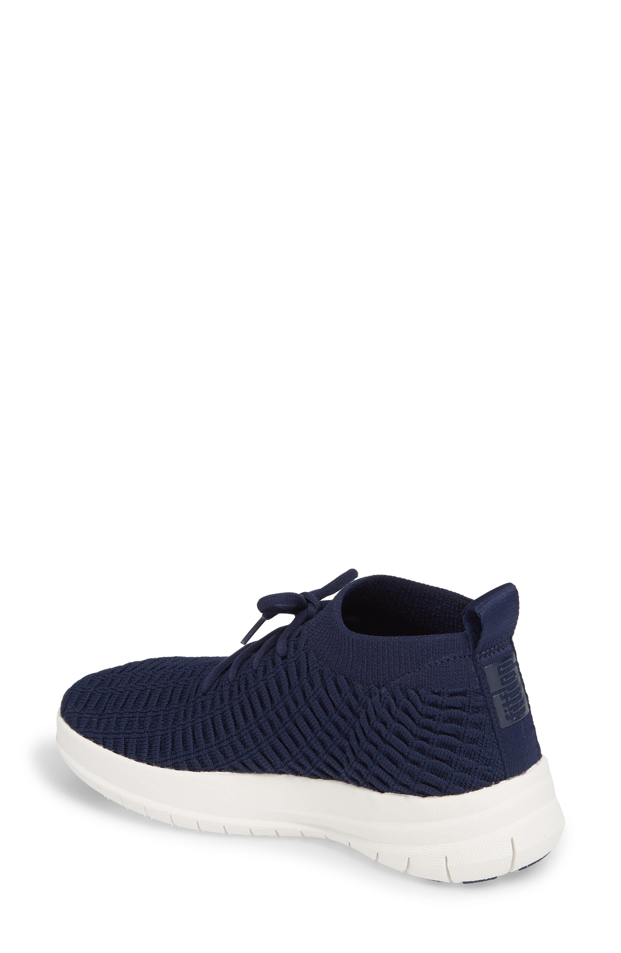 Uberknit<sup>™</sup> Slip-On High Top Sneaker,                             Alternate thumbnail 2, color,                             Midnight Navy