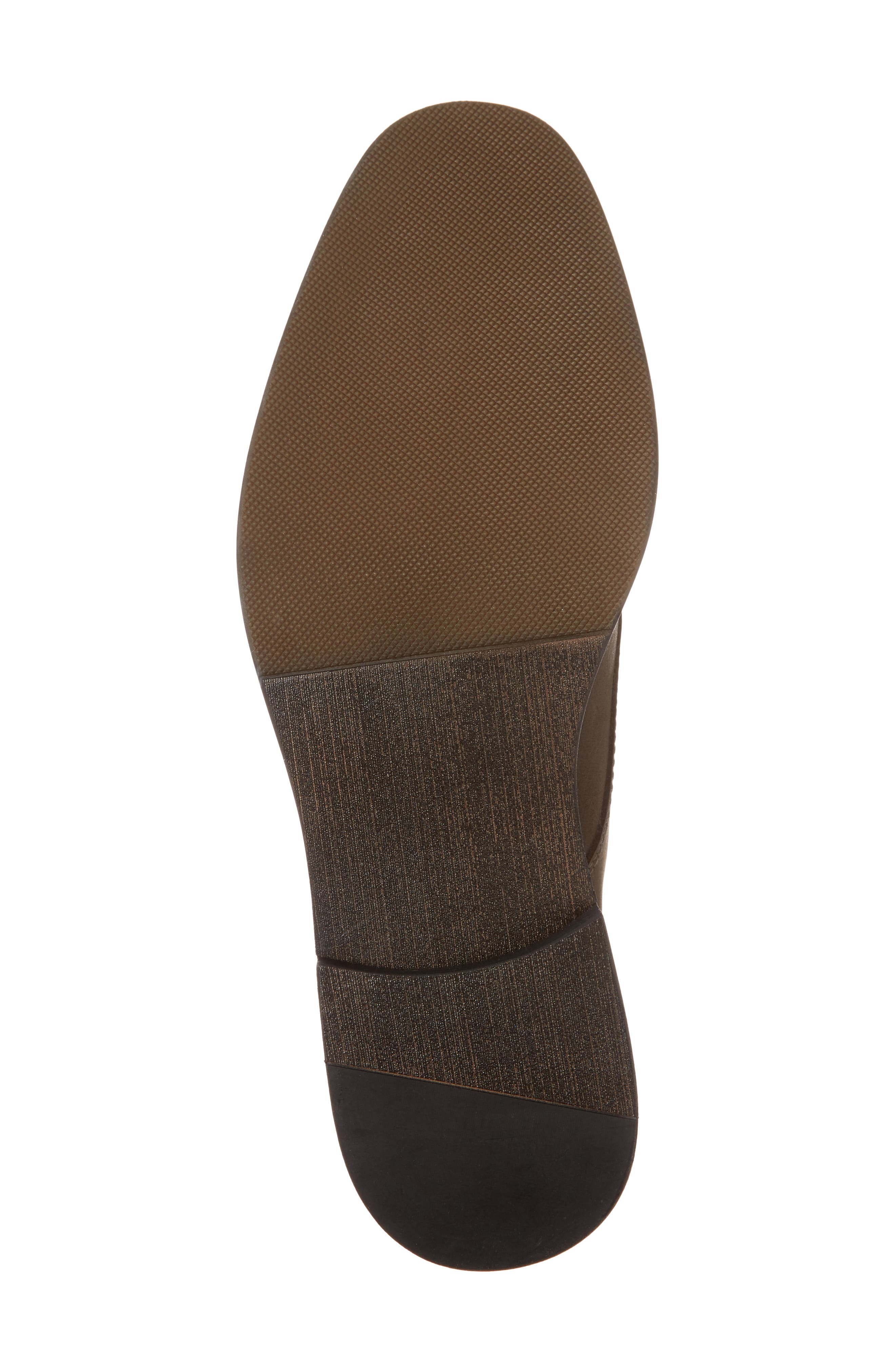 Pateros Cap Toe Boot,                             Alternate thumbnail 6, color,                             Chocolate Leather
