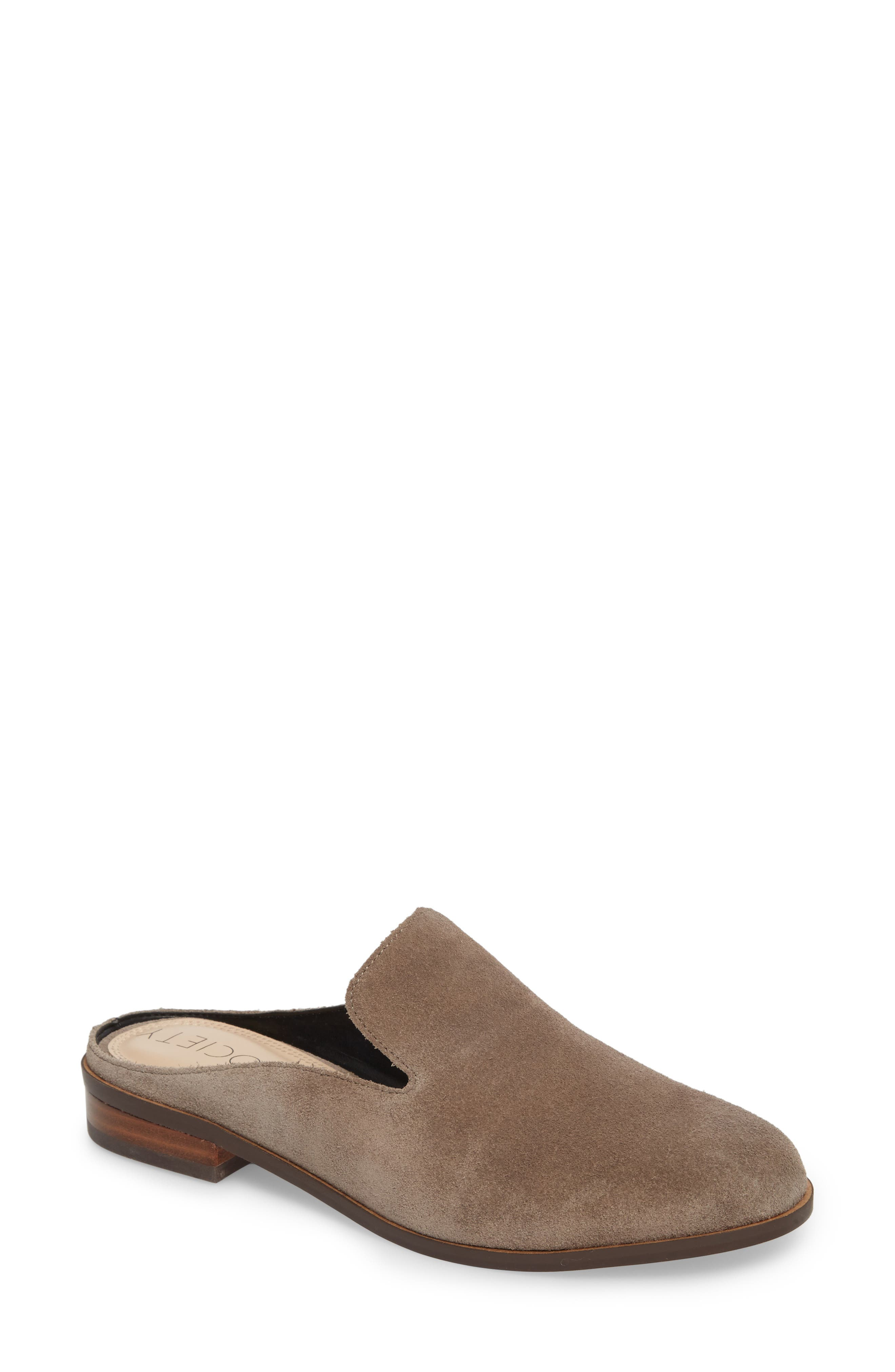 Alternate Image 1 Selected - Sole Society Esther Loafer Mule (Women)