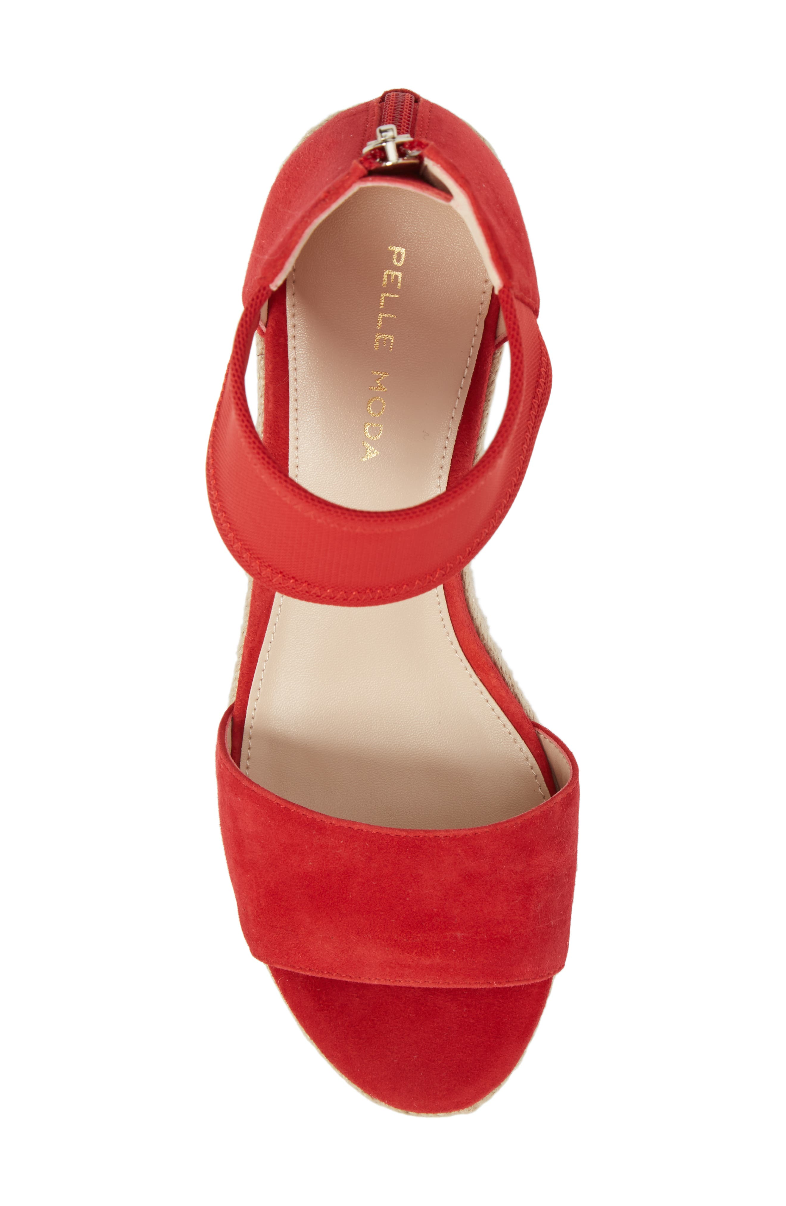 Alternate Image 4  - Pelle Moda Kona Platform Wedge Sandal (Women)