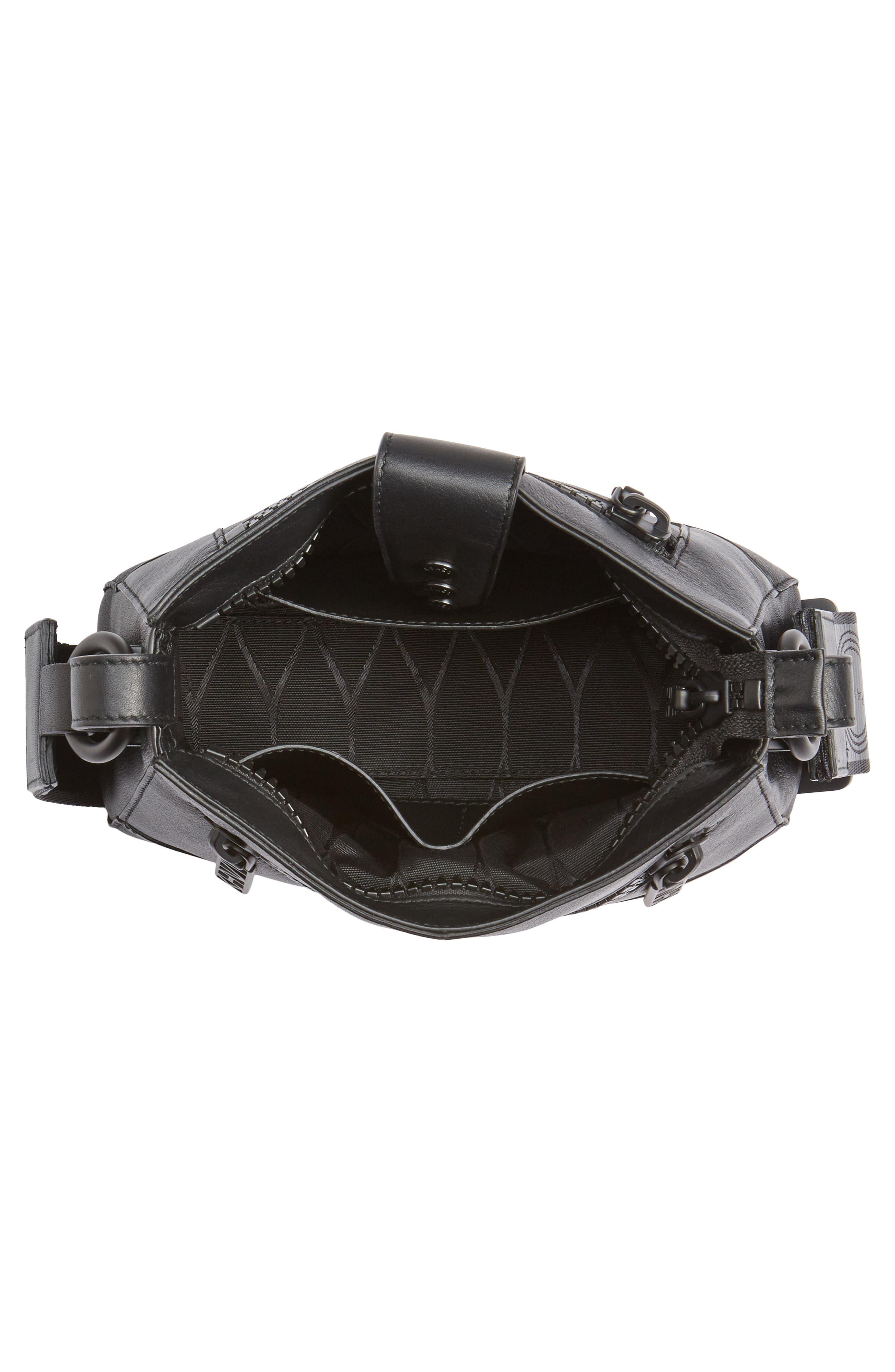 Alternate Image 4  - KENZO Mini Kalifornia Leather Shoulder Bag