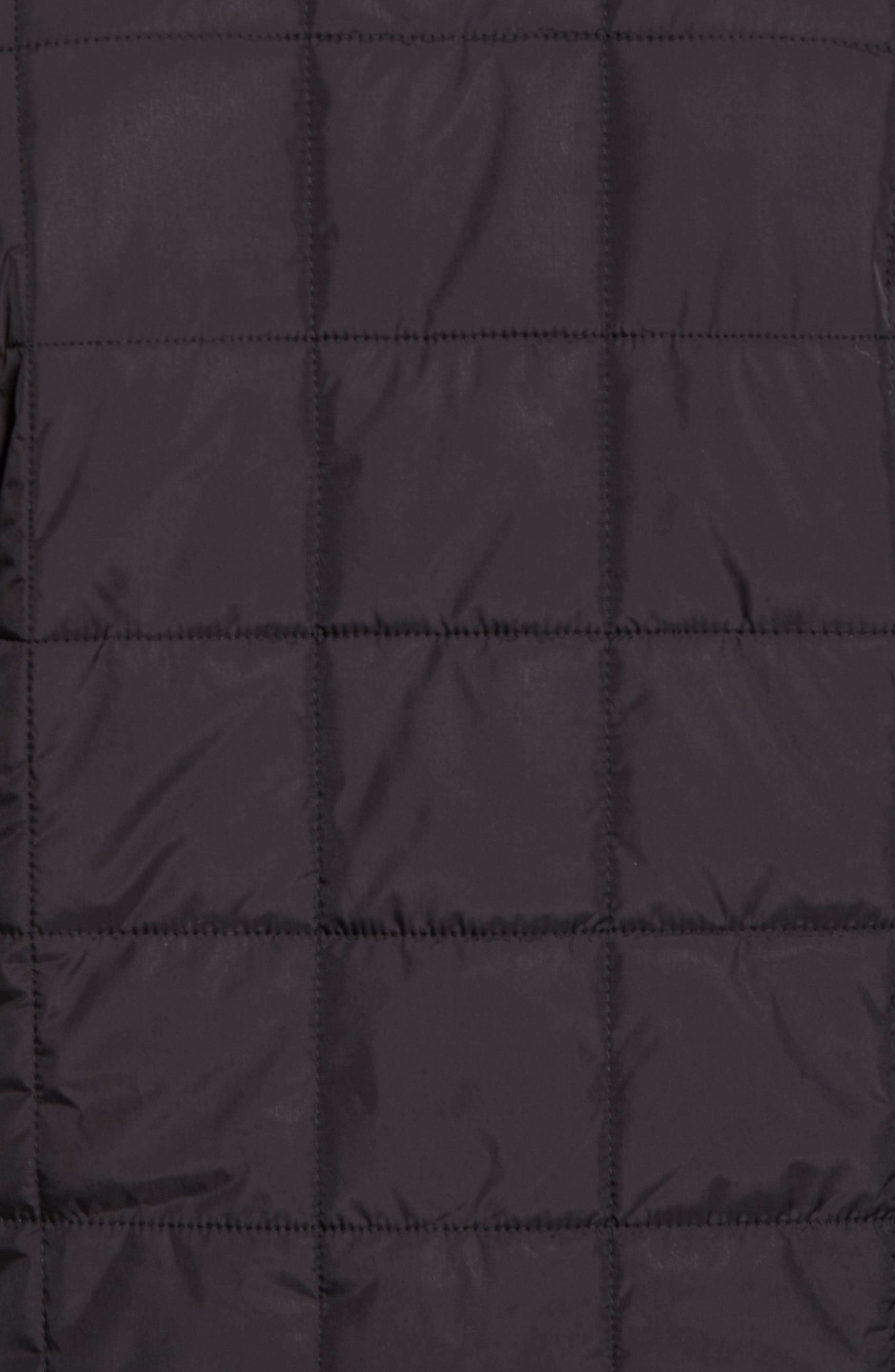 Alternate Image 5  - Ted Baker London Alees Trim Fit Quilted Jacket