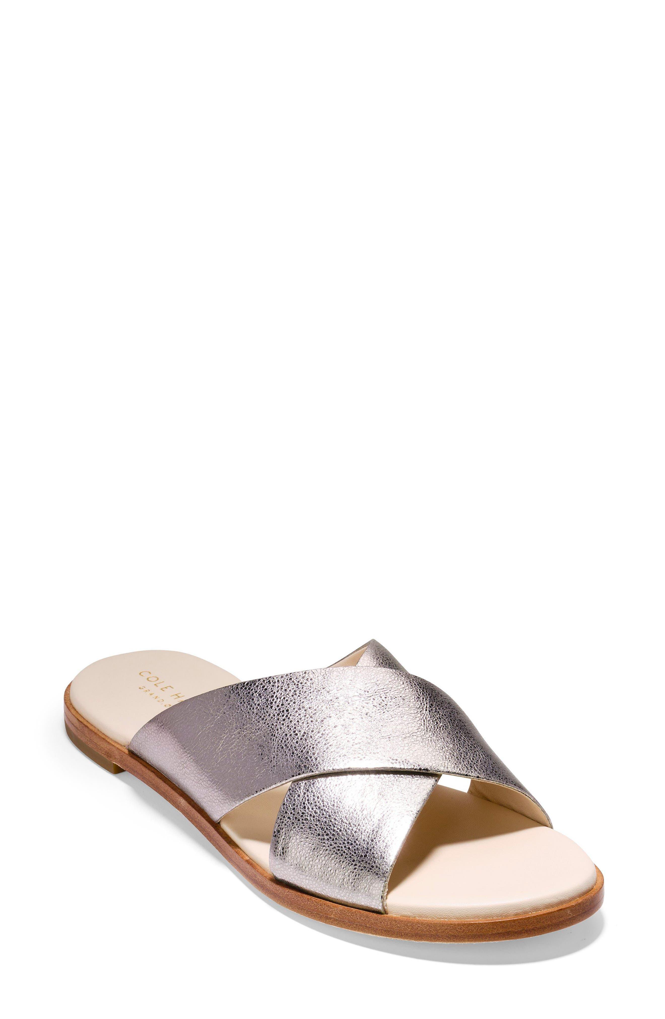 Main Image - Cole Haan Anica Slide Sandal (Women)