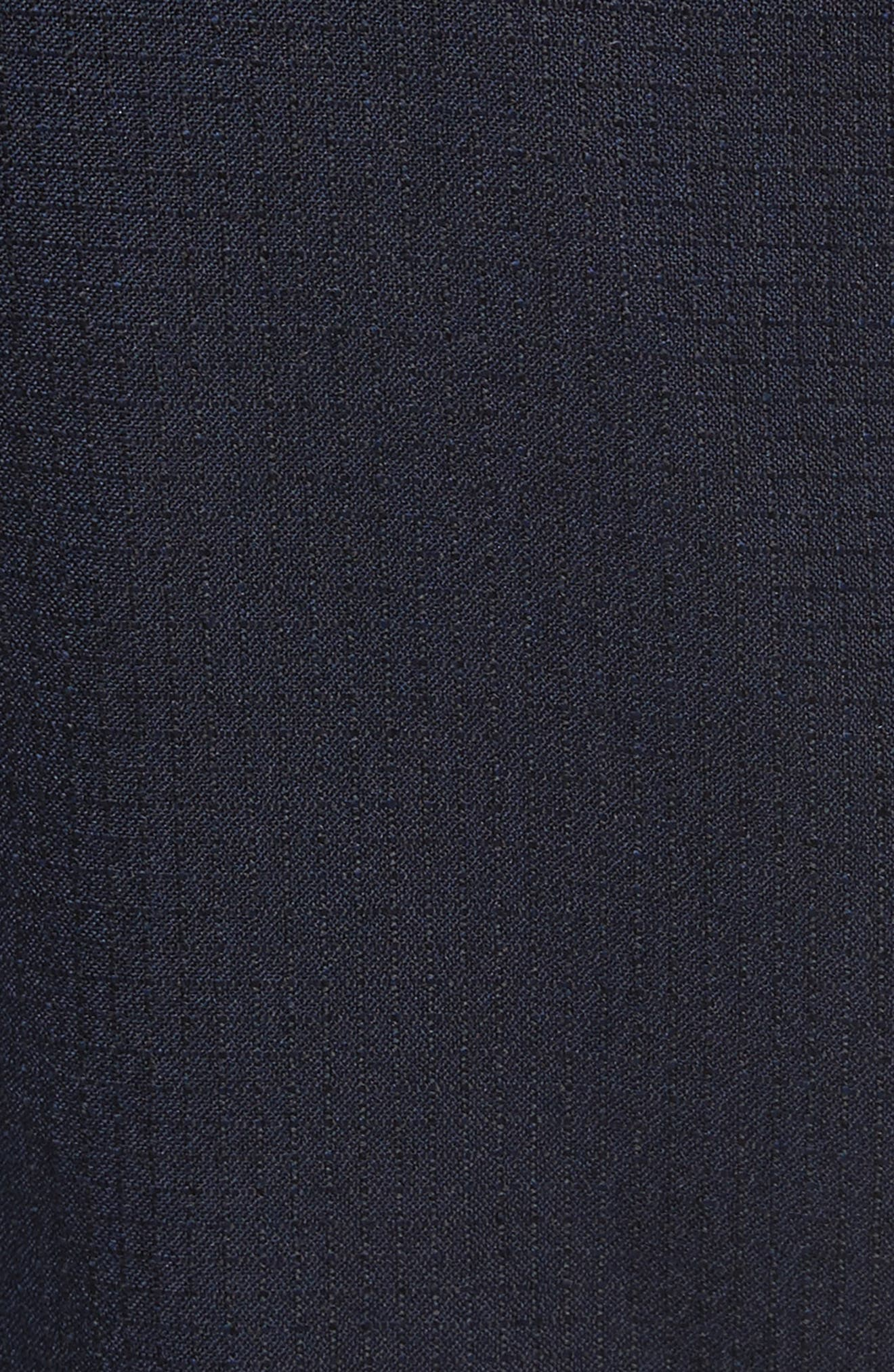 Wool & Silk Jogger Pants,                             Alternate thumbnail 5, color,                             48 Blue