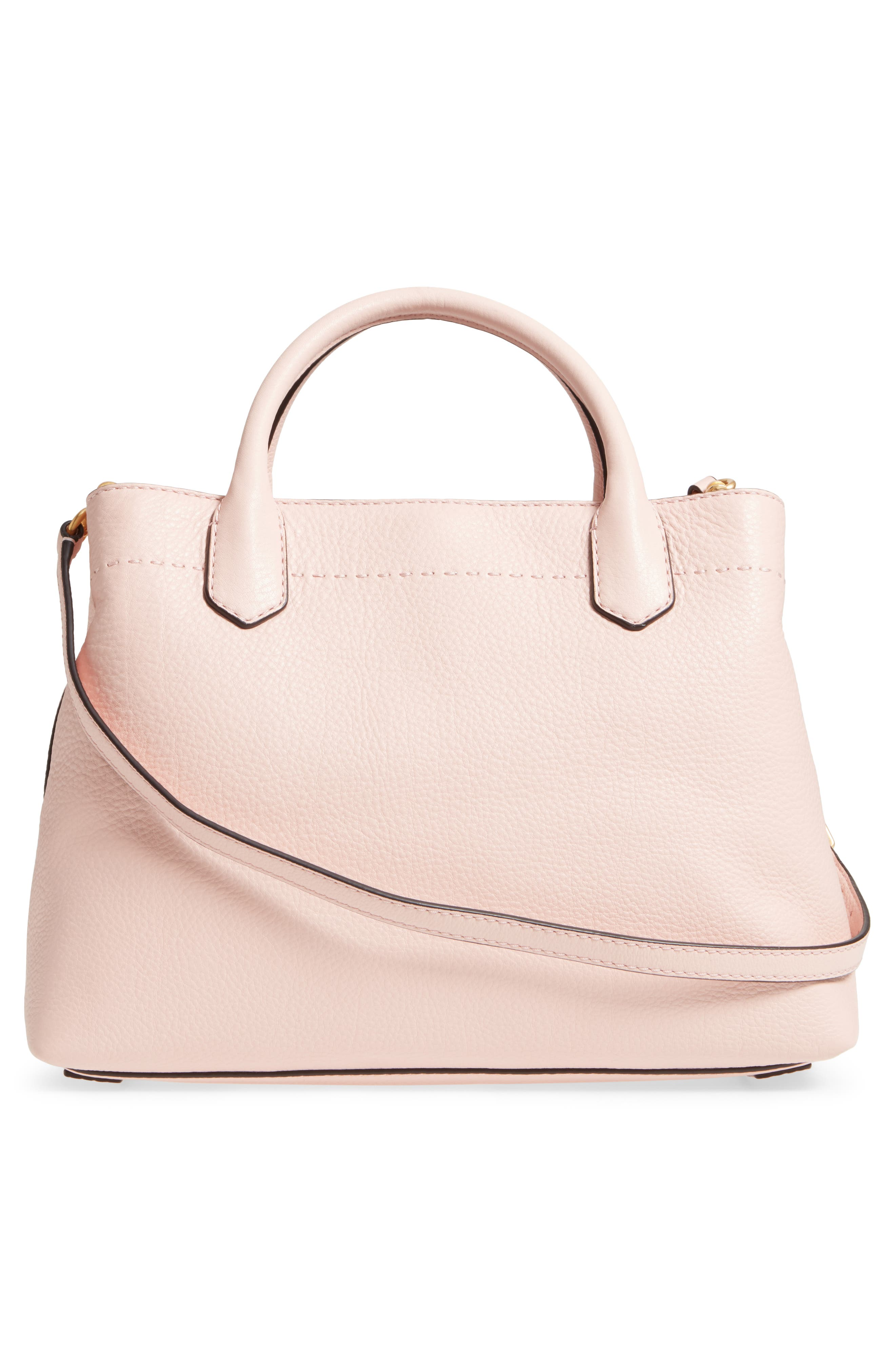 Alternate Image 3  - Tory Burch McGraw Leather Tote