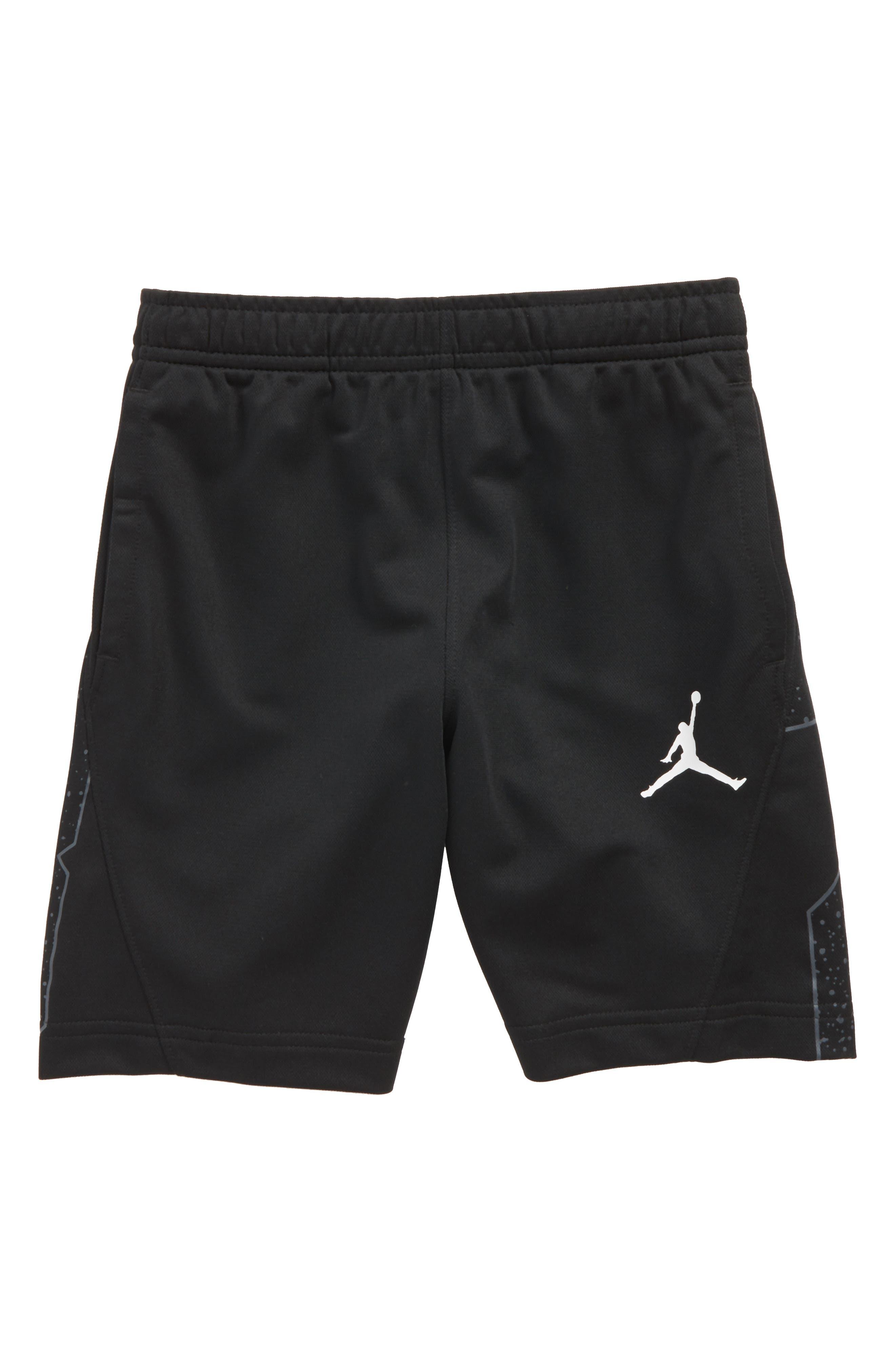 Jordan Dry Speckle 23 Training Shorts,                         Main,                         color, Black