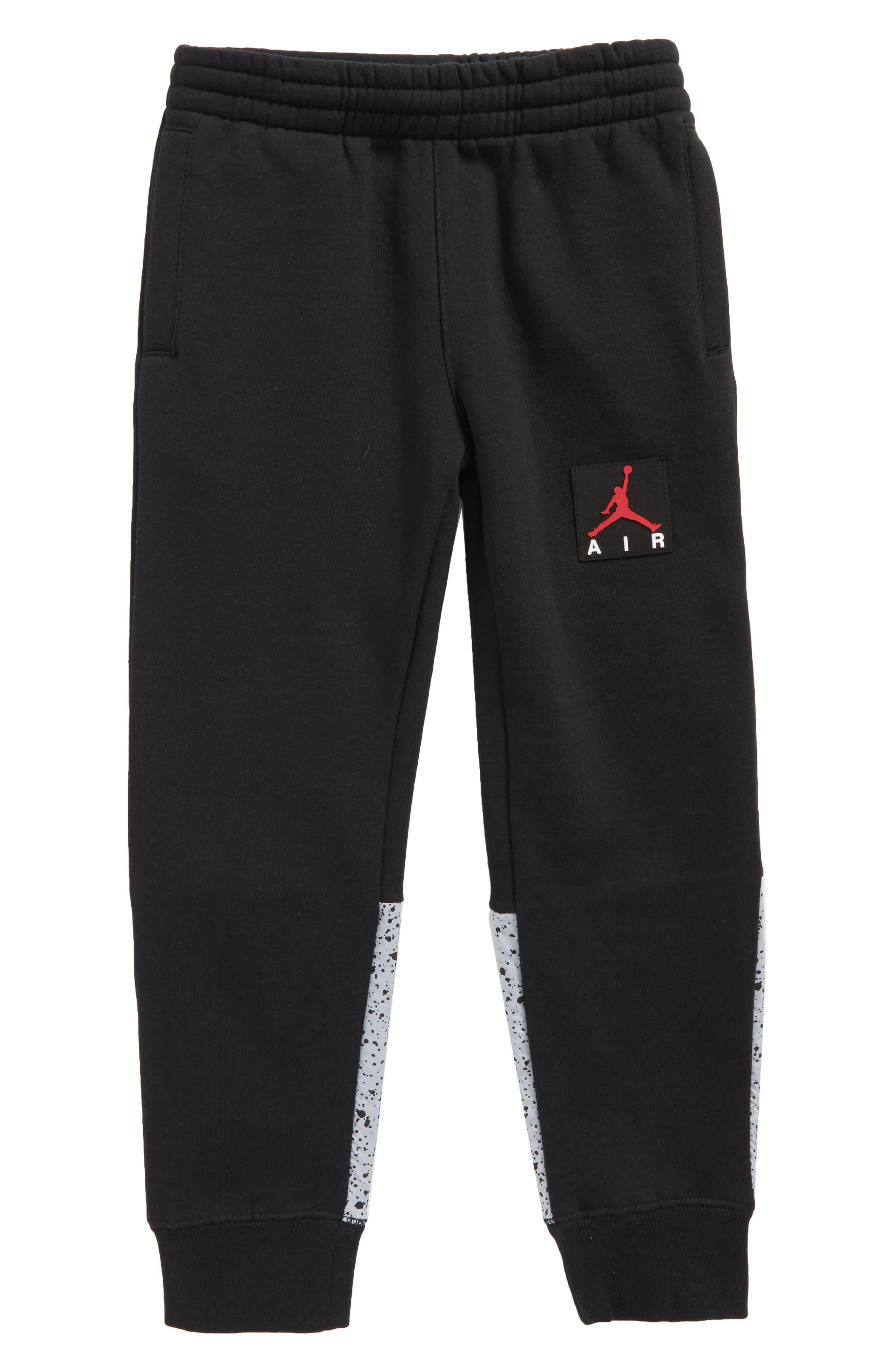 Jordan Flight Sweatpants,                         Main,                         color, Black