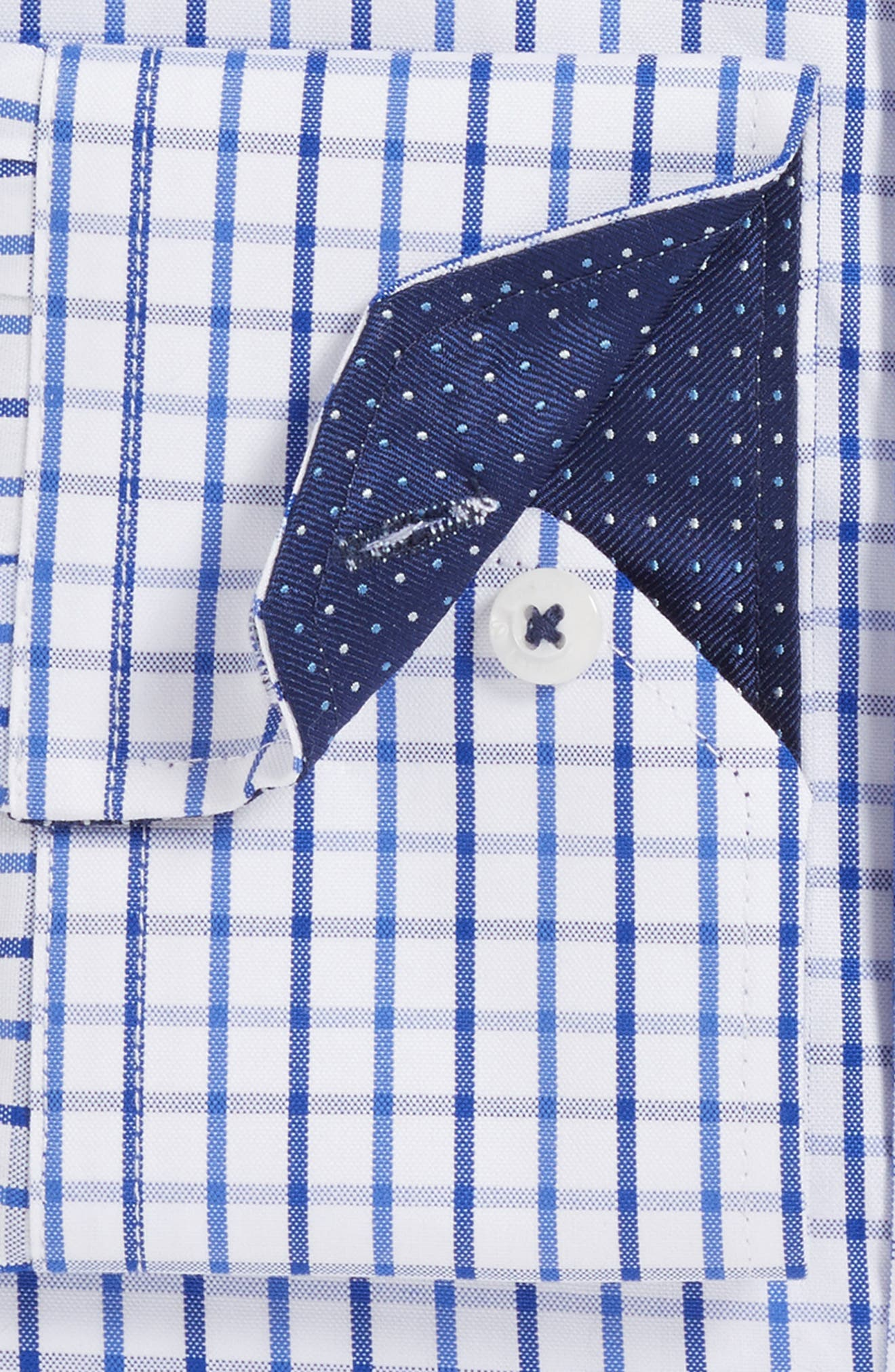 Alternate Image 2  - English Laundry Trim Fit Check Dress Shirt