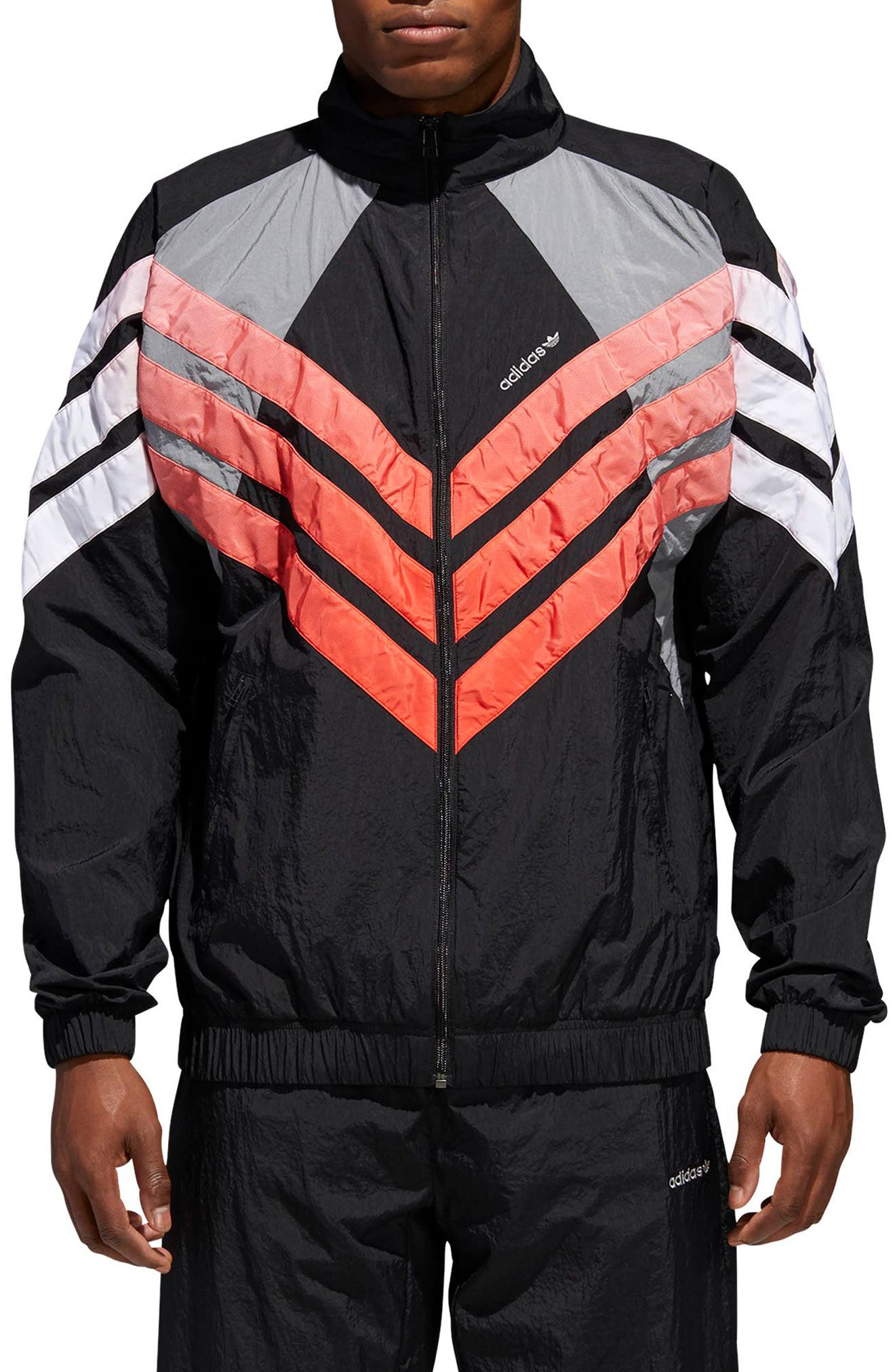 Tironti Zip Windbreaker by Adidas