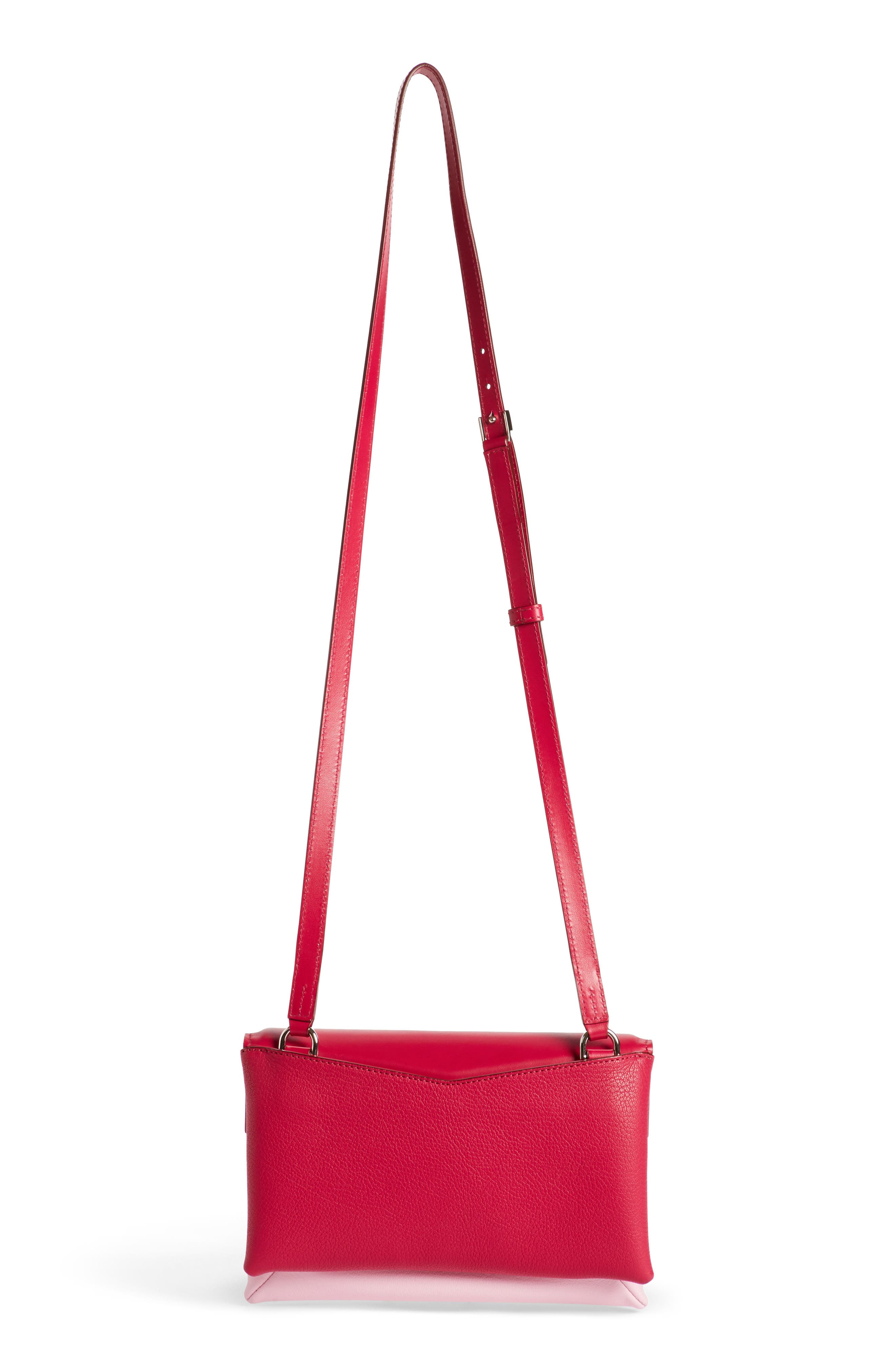 Alternate Image 2  - Givenchy Duetto Tricolor Leather Flap Crossbody Bag