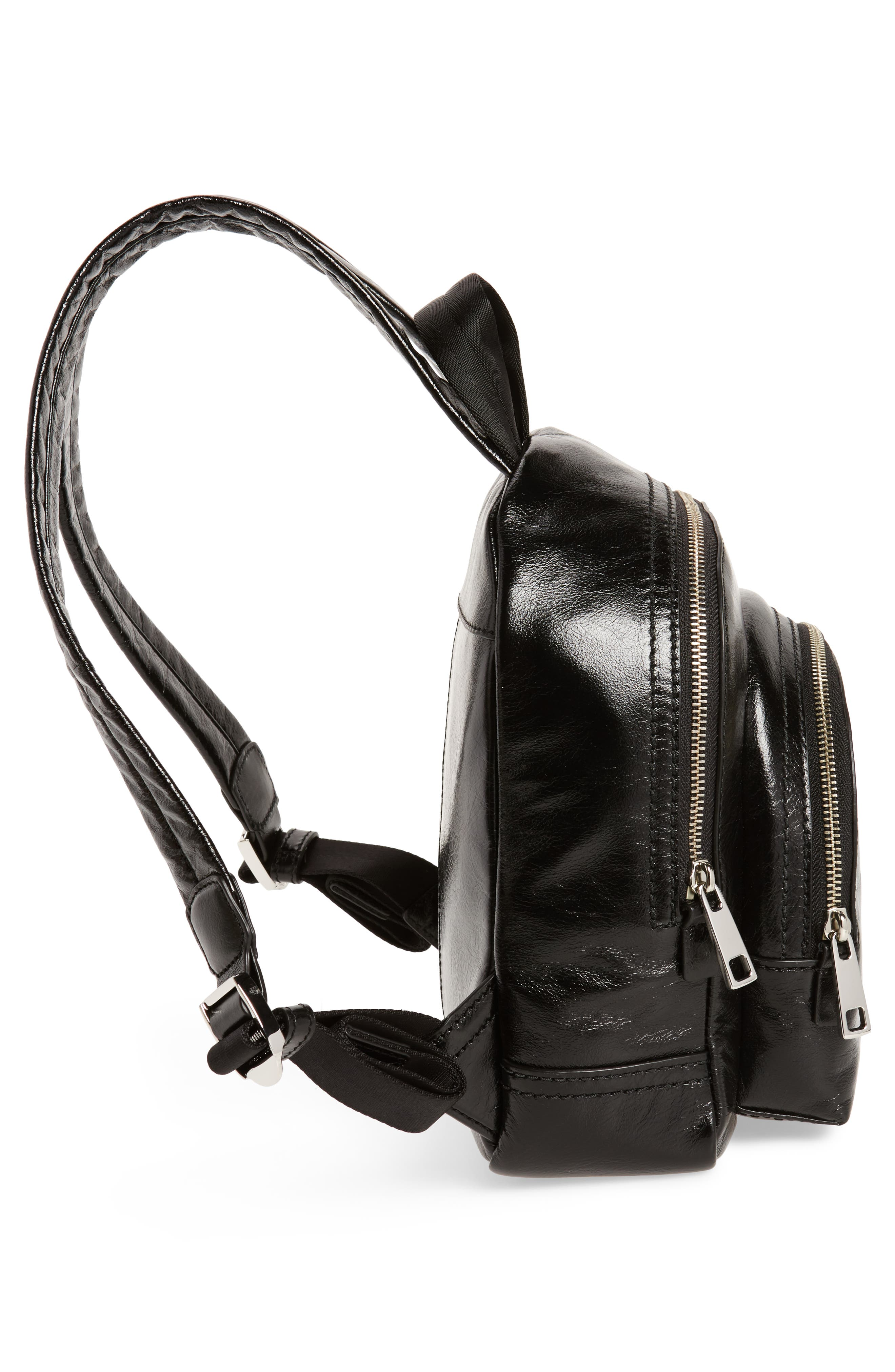 Alternate Image 5  - MARC JACOBS Mini Double Pack Leather Backpack