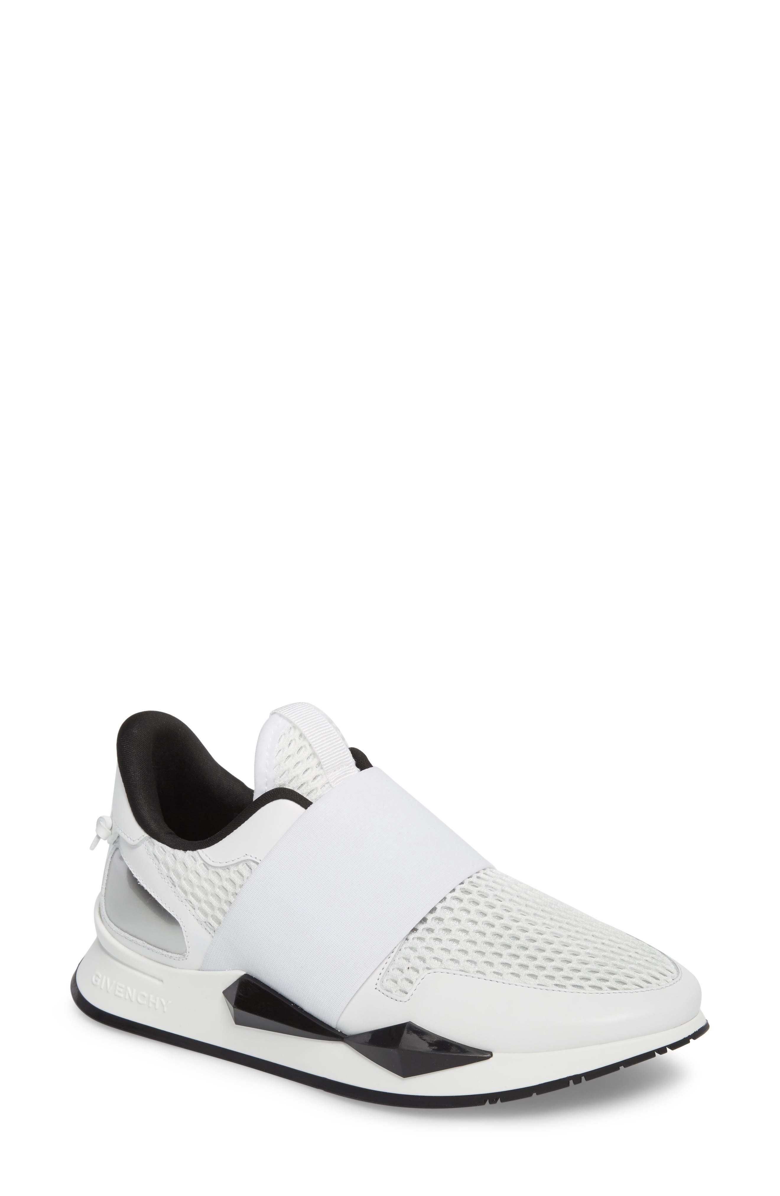 Givenchy Elastic Strap Sneaker (Women)
