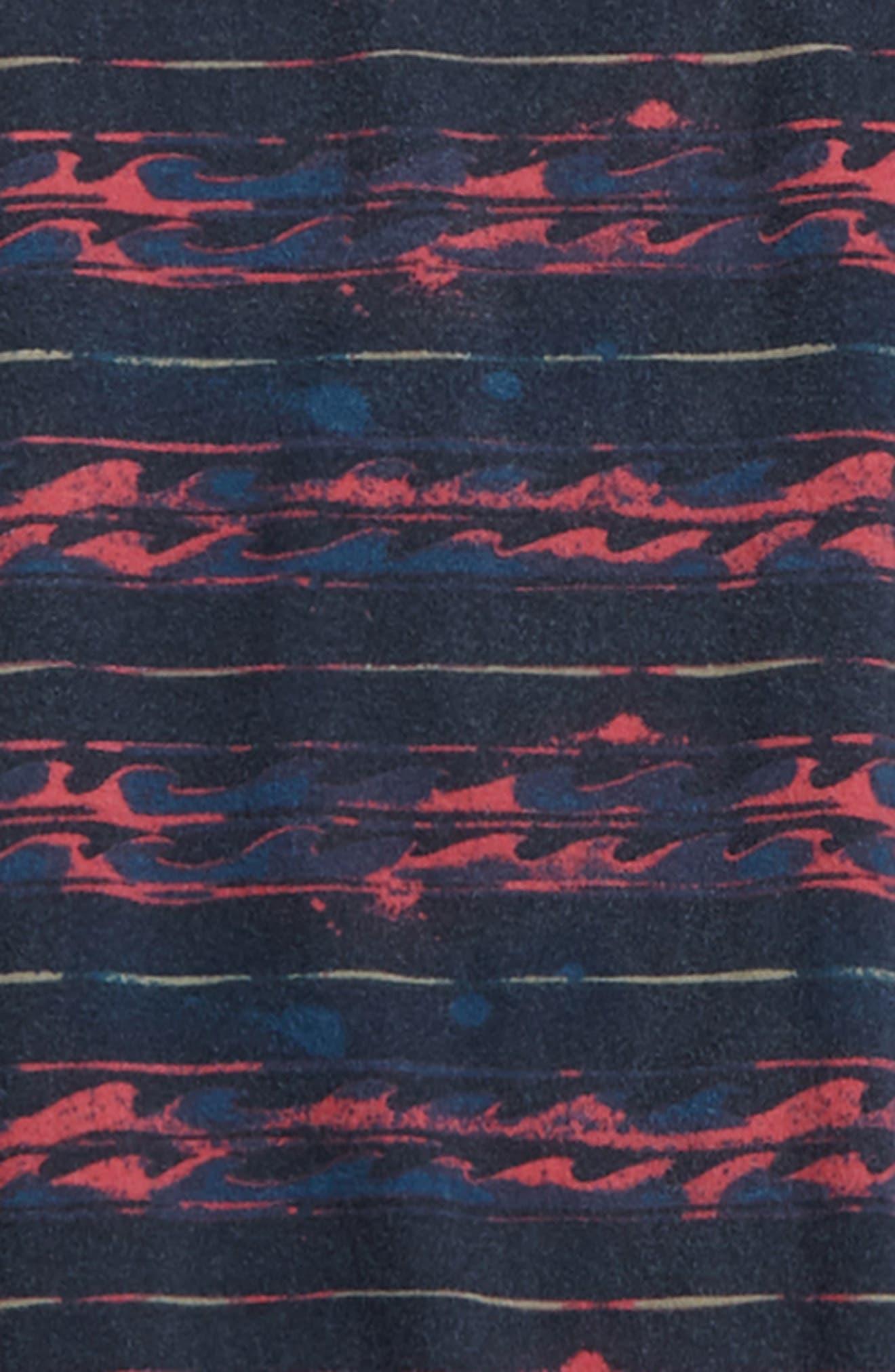 Nelson T-Shirt,                             Alternate thumbnail 2, color,                             Navy
