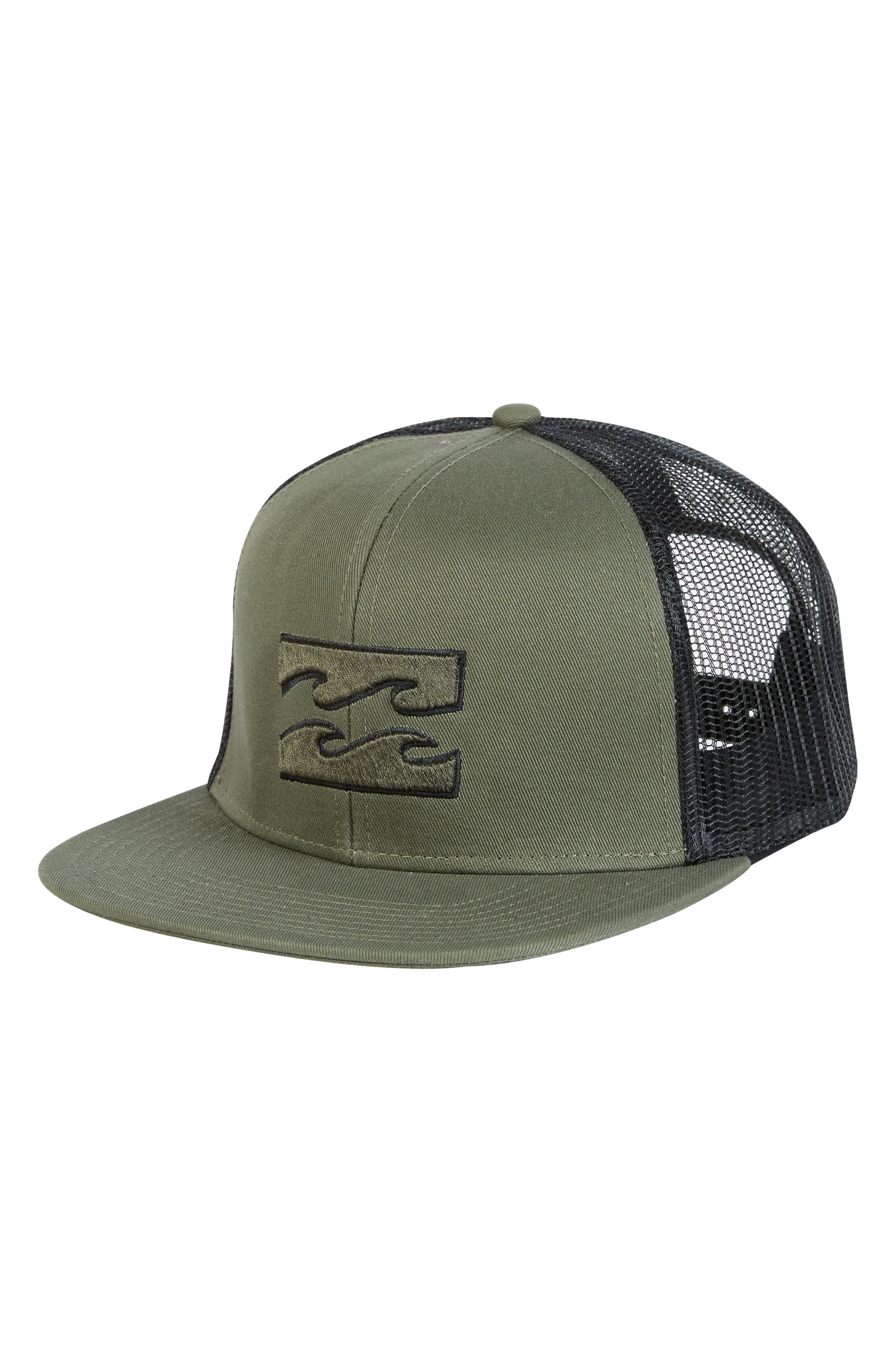 Alternate Image 1 Selected - Billabong All Day Trucker Hat
