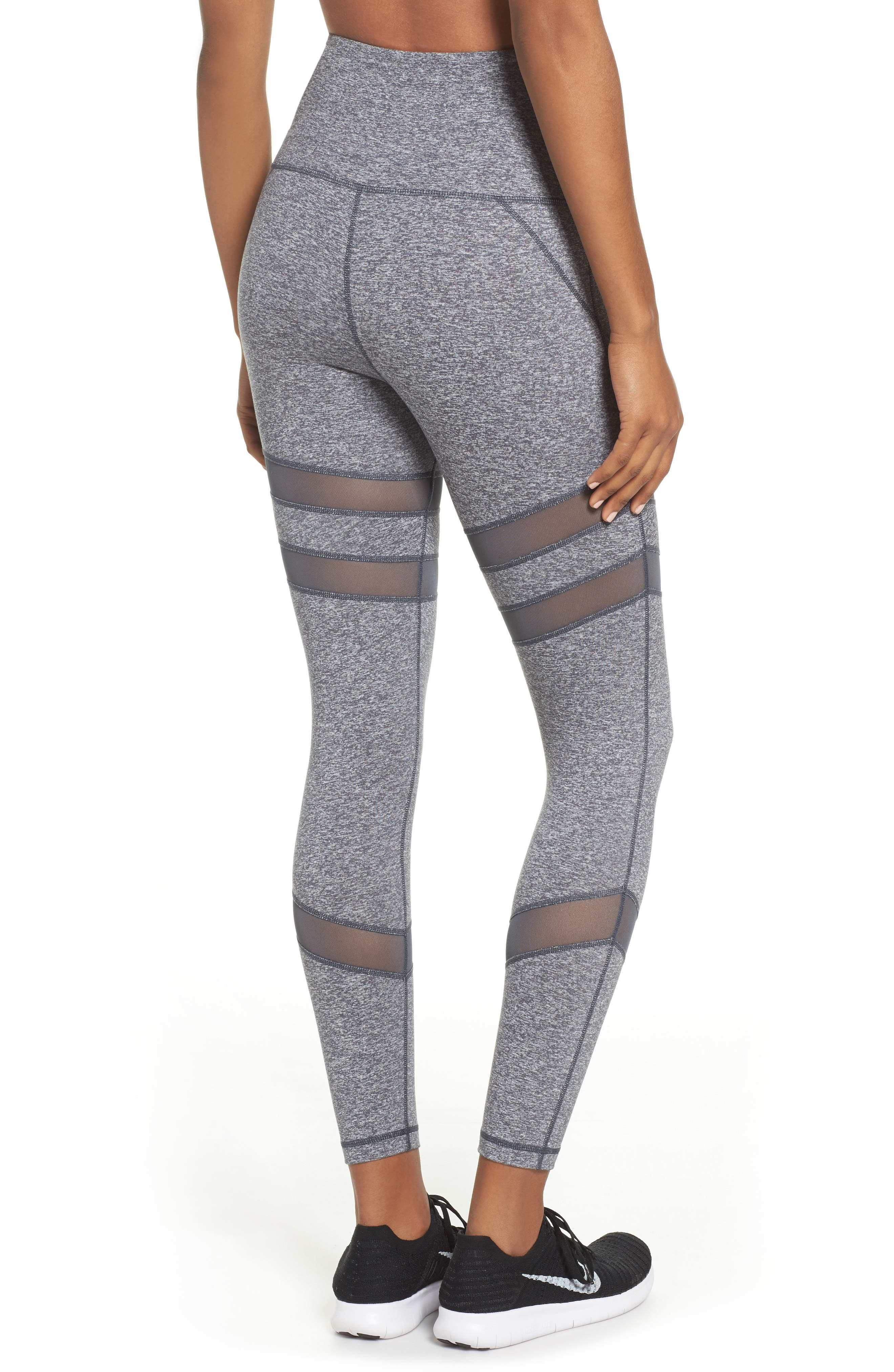 Alternate Image 2  - Zella Good Sport High Waist Midi Leggings