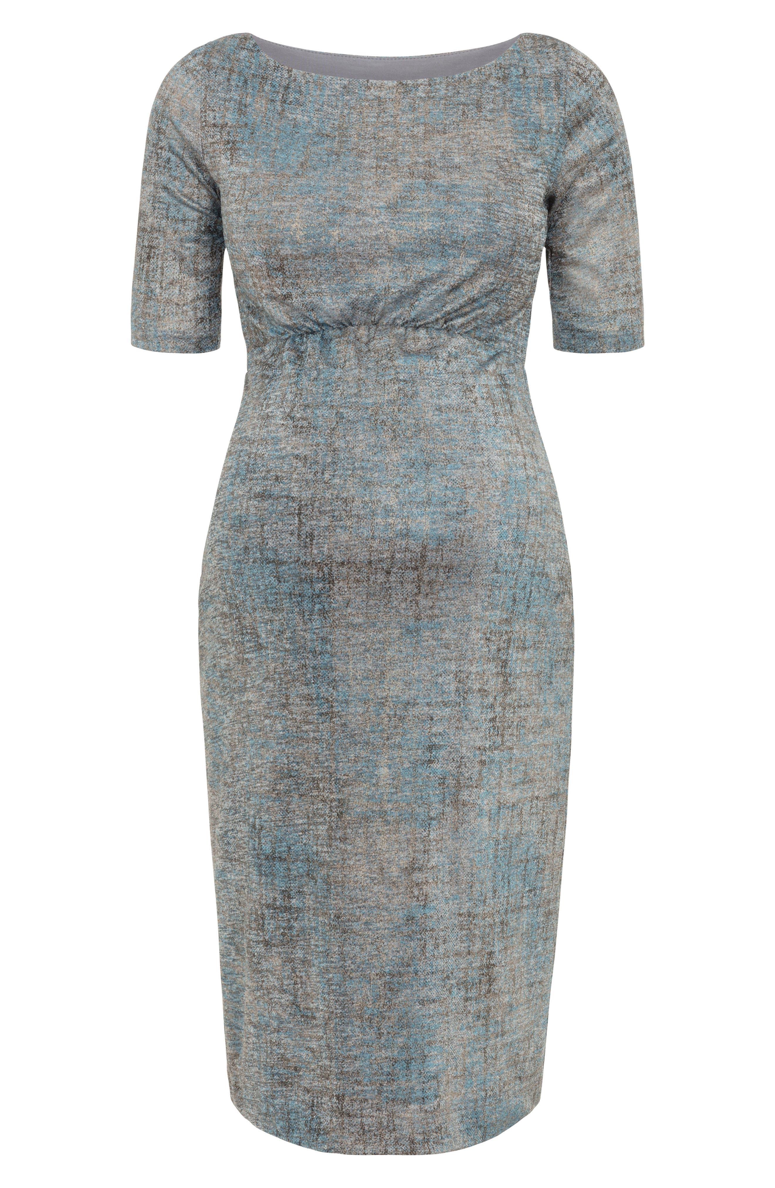 Alternate Image 4  - Tiffany Rose Anna Maternity Shift Dress