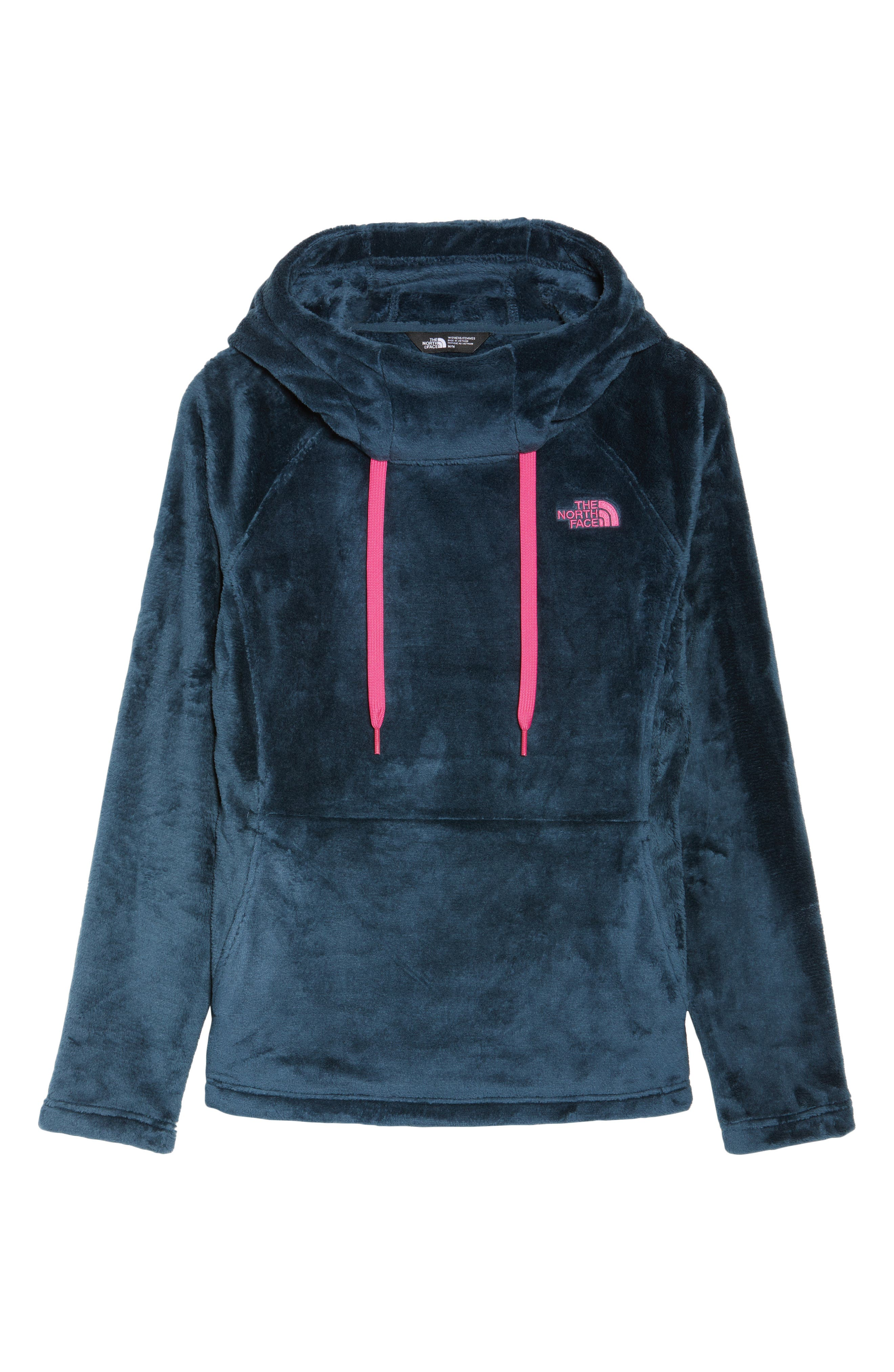 Bellarine Hoodie,                             Main thumbnail 1, color,                             Ink Blue
