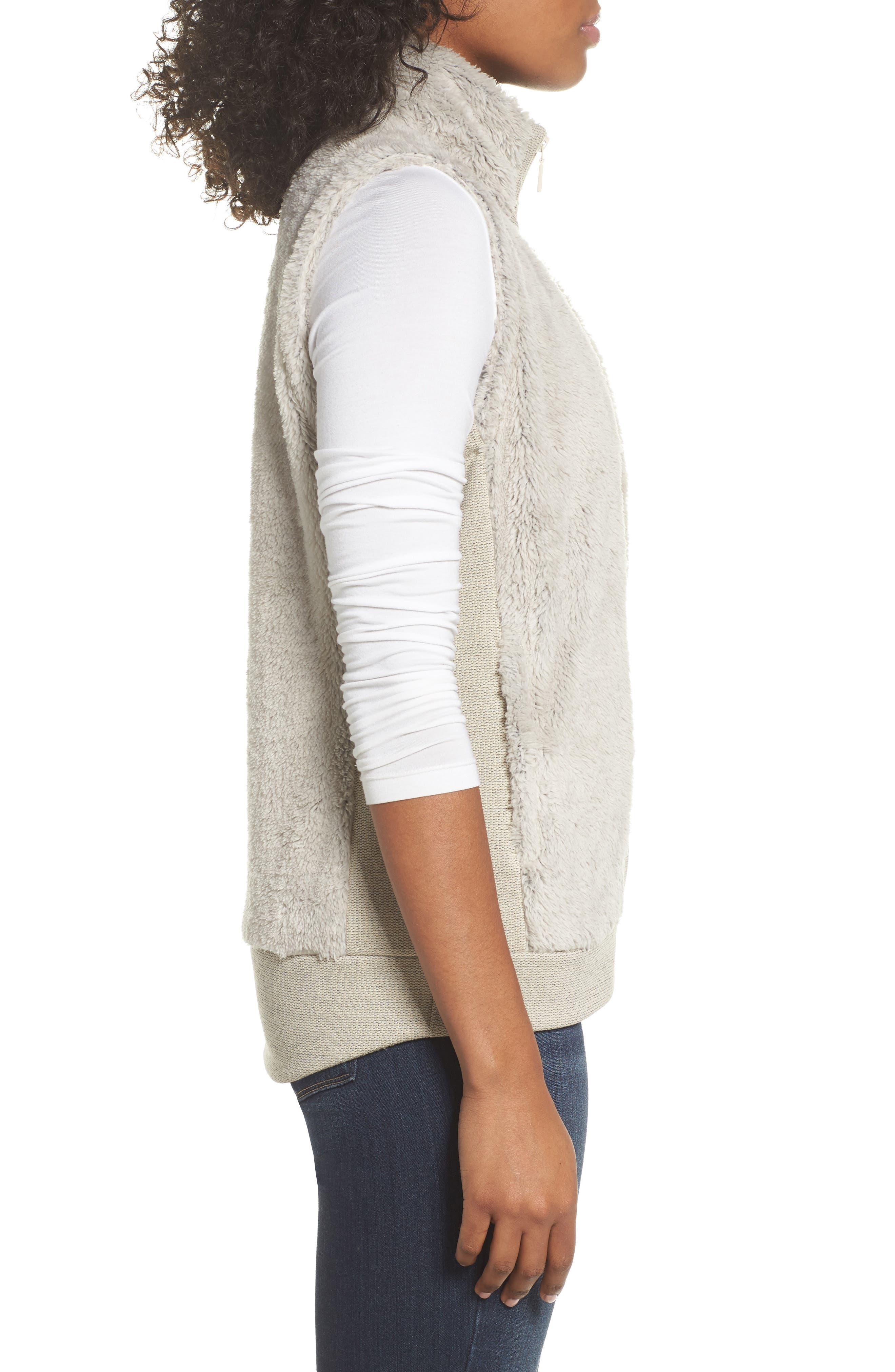 Alternate Image 3  - The North Face Faux Fur Vest