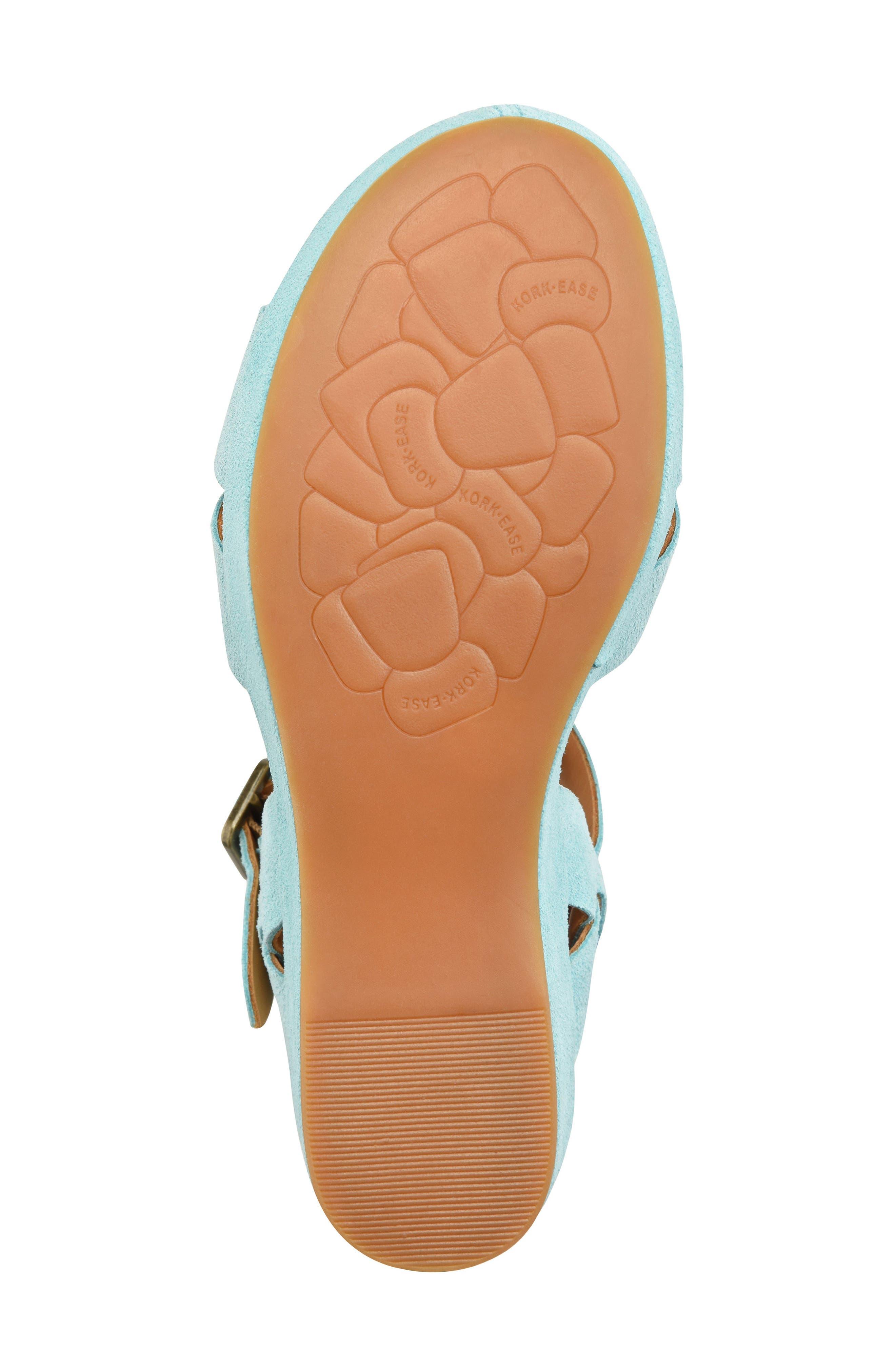 Alternate Image 6  - Kork-Ease® 'Myrna 2.0' Cork Wedge Sandal (Women)