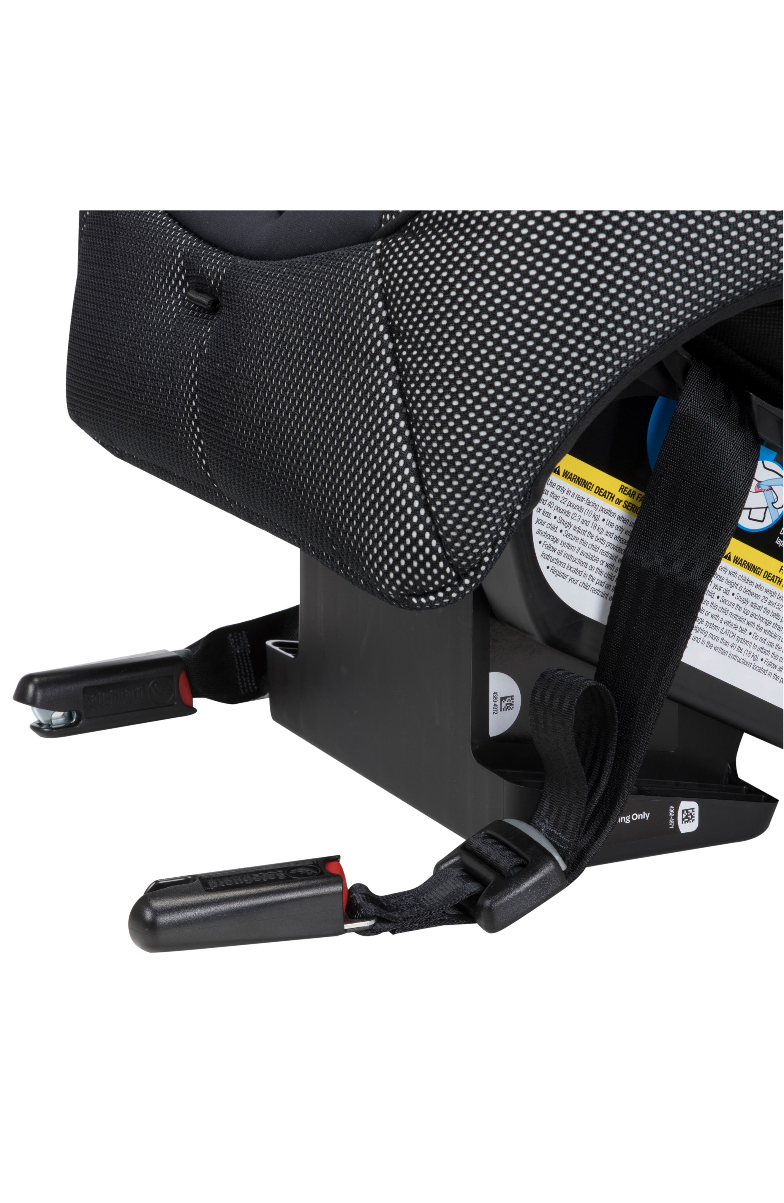 x Rachel Zoe Pria<sup>™</sup> 85 Luxe Sport Max Convertible Car Seat,                             Alternate thumbnail 10, color,                             Rz Luxe Sport