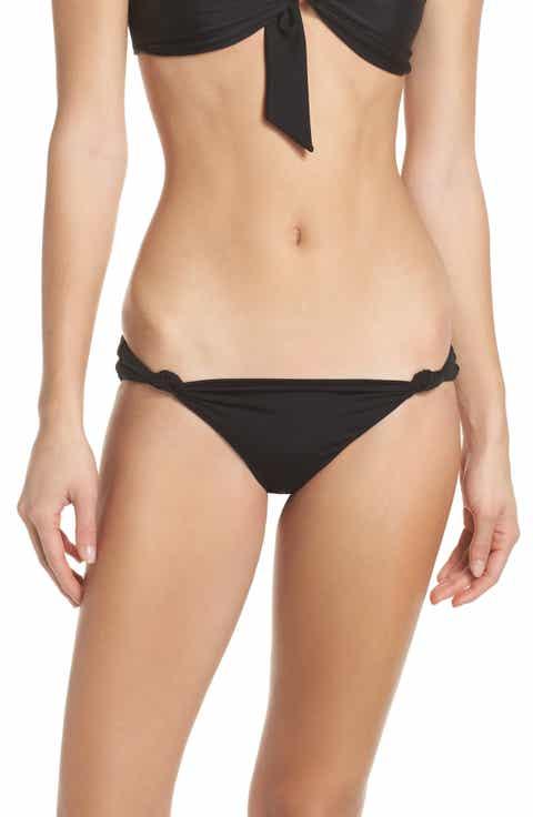 For Love & Lemons Tropicana Knotted Bikini Bottoms