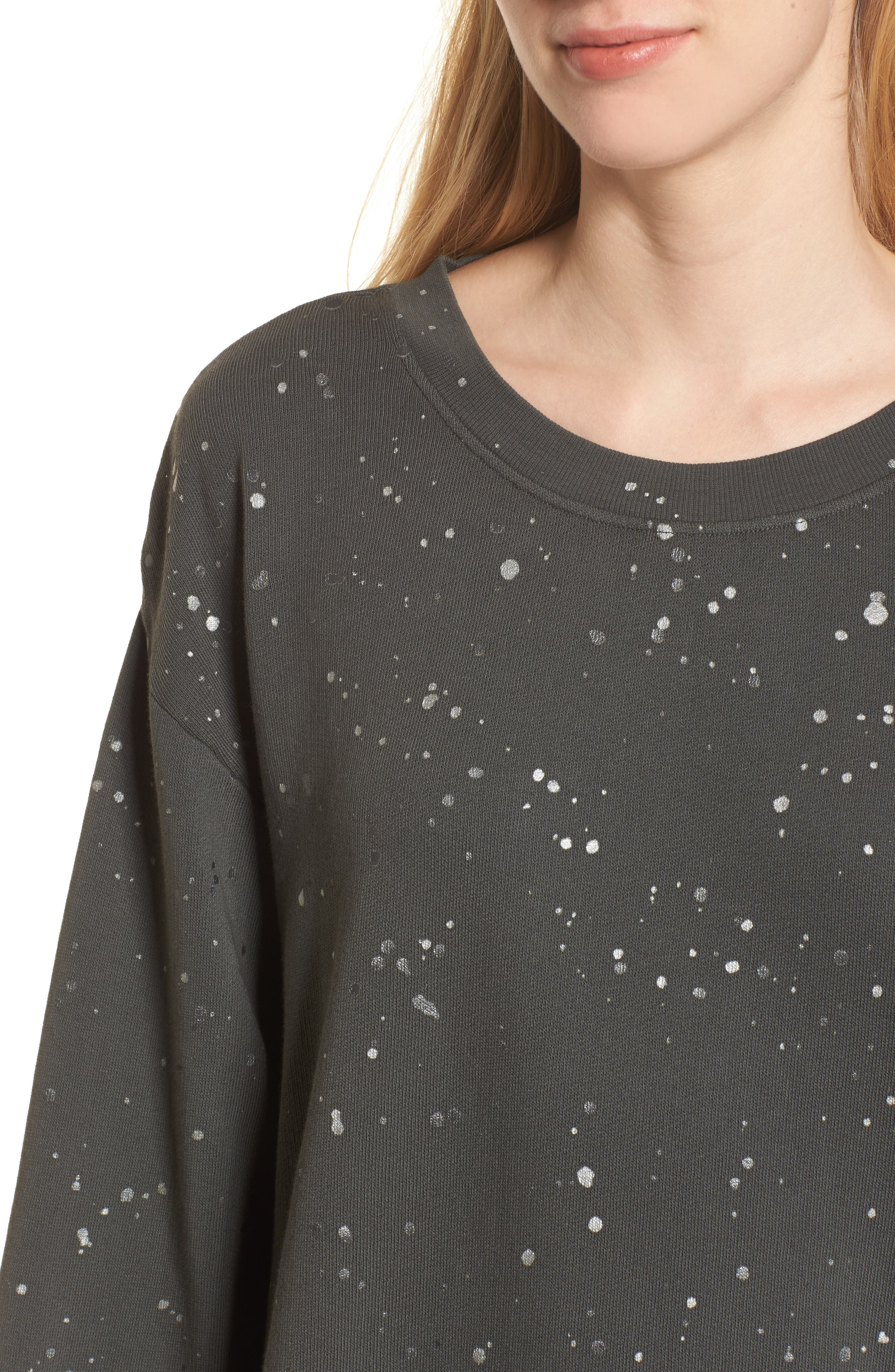 Alternate Image 4  - Splendid Graphic Sweatshirt