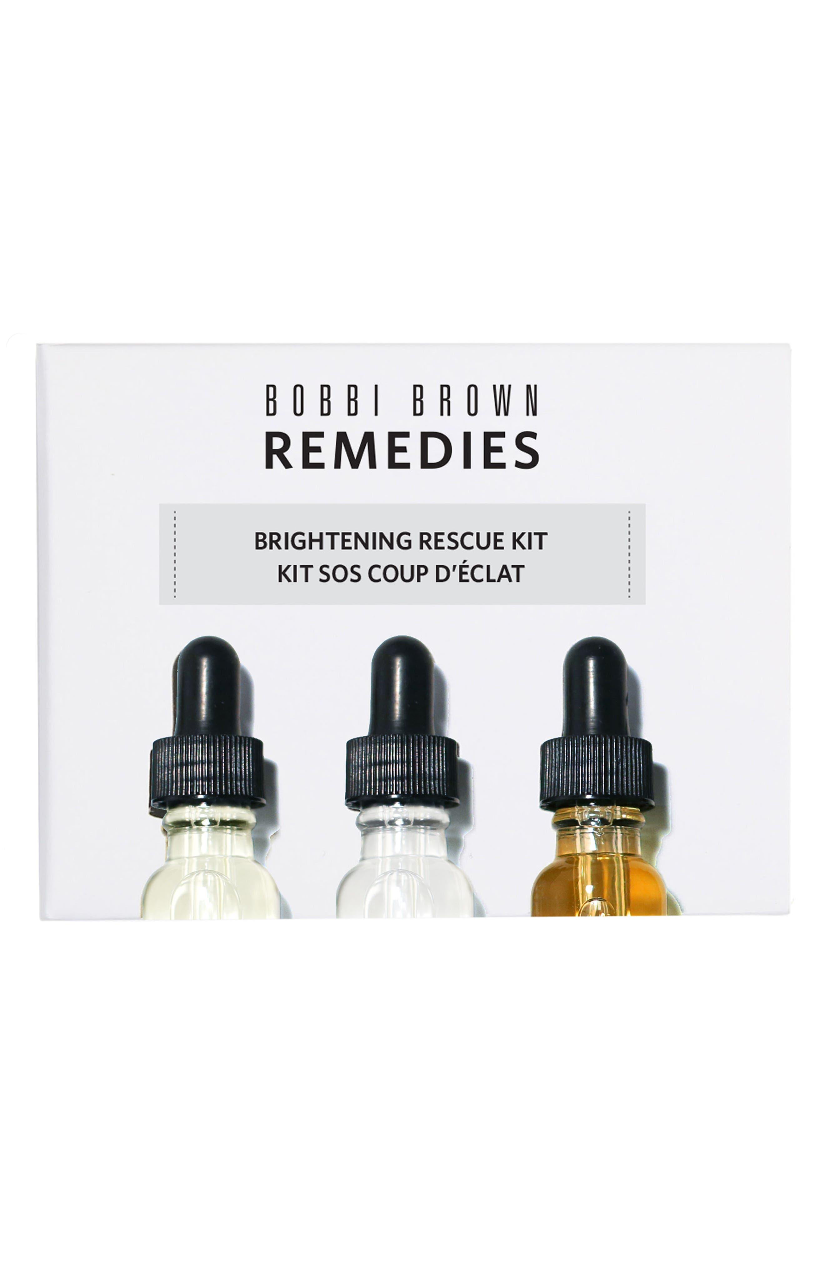 Remedies Brightening Rescue Kit,                             Main thumbnail 1, color,                             No Color
